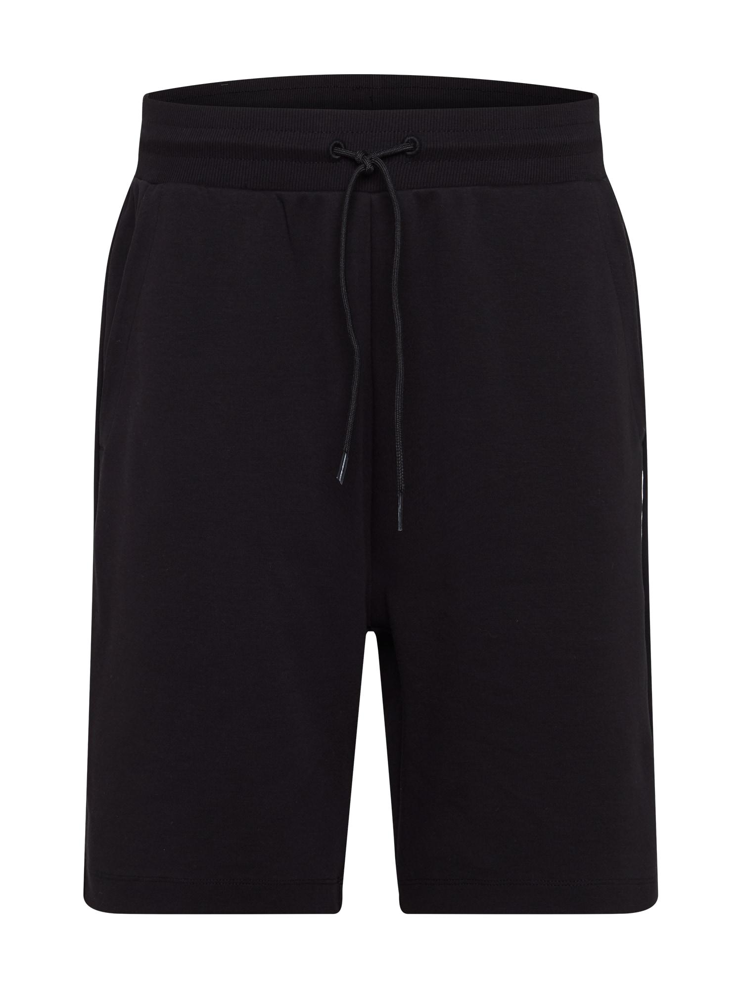 HUGO Sportovní kalhoty 'DOSHI211'  černá