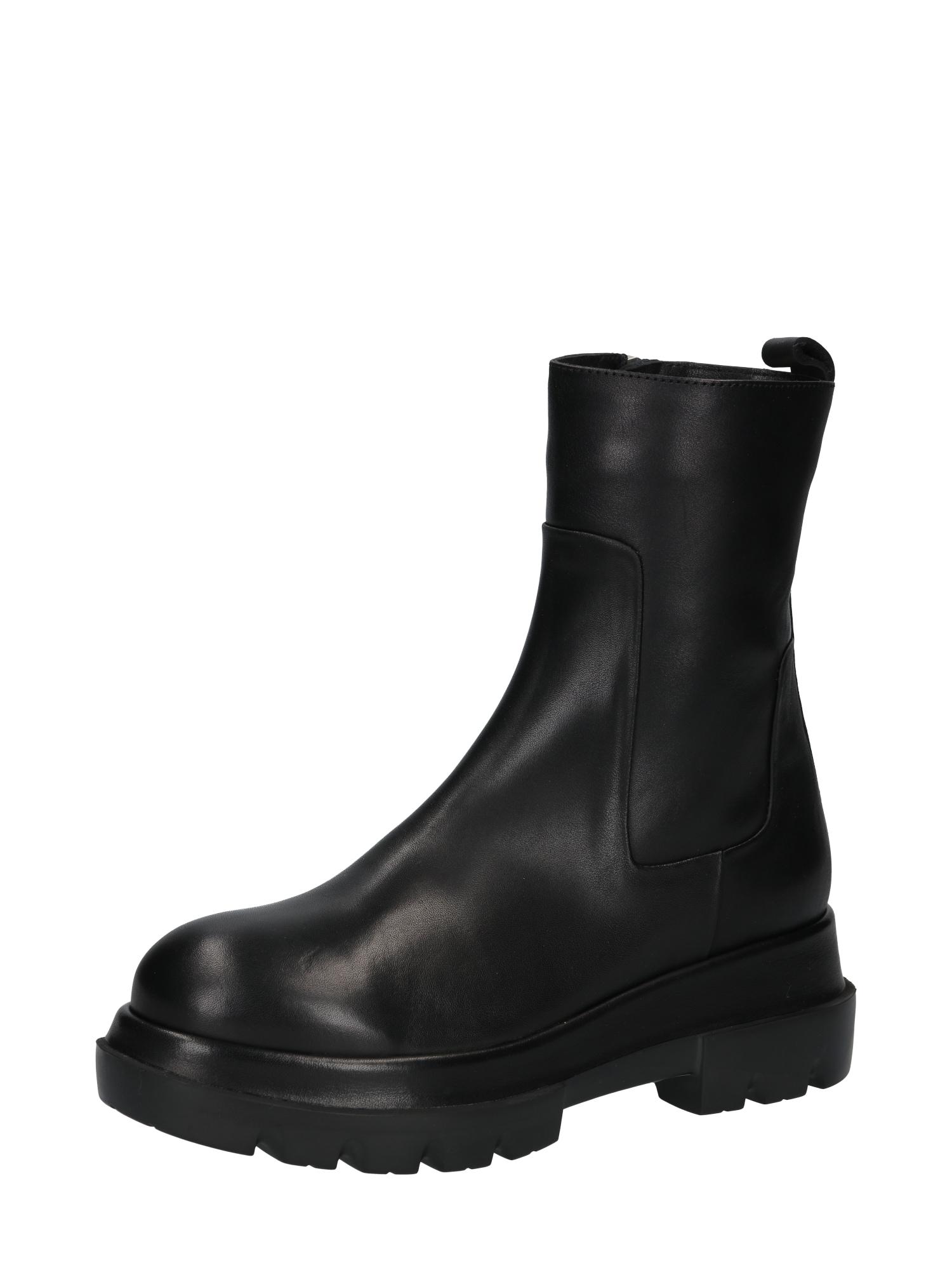 SHABBIES AMSTERDAM Auliniai batai juoda