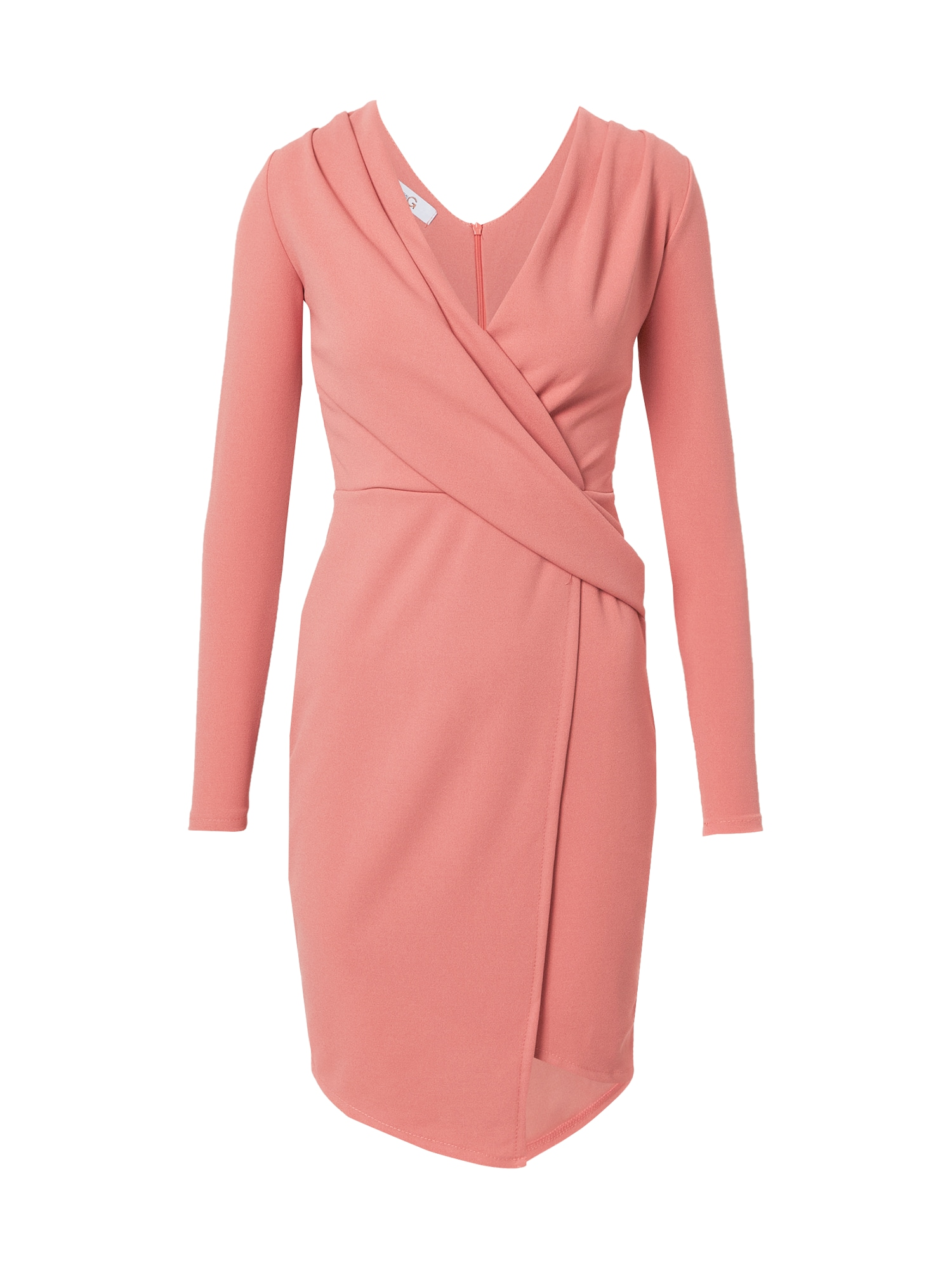 WAL G. Suknelė ryškiai rožinė spalva