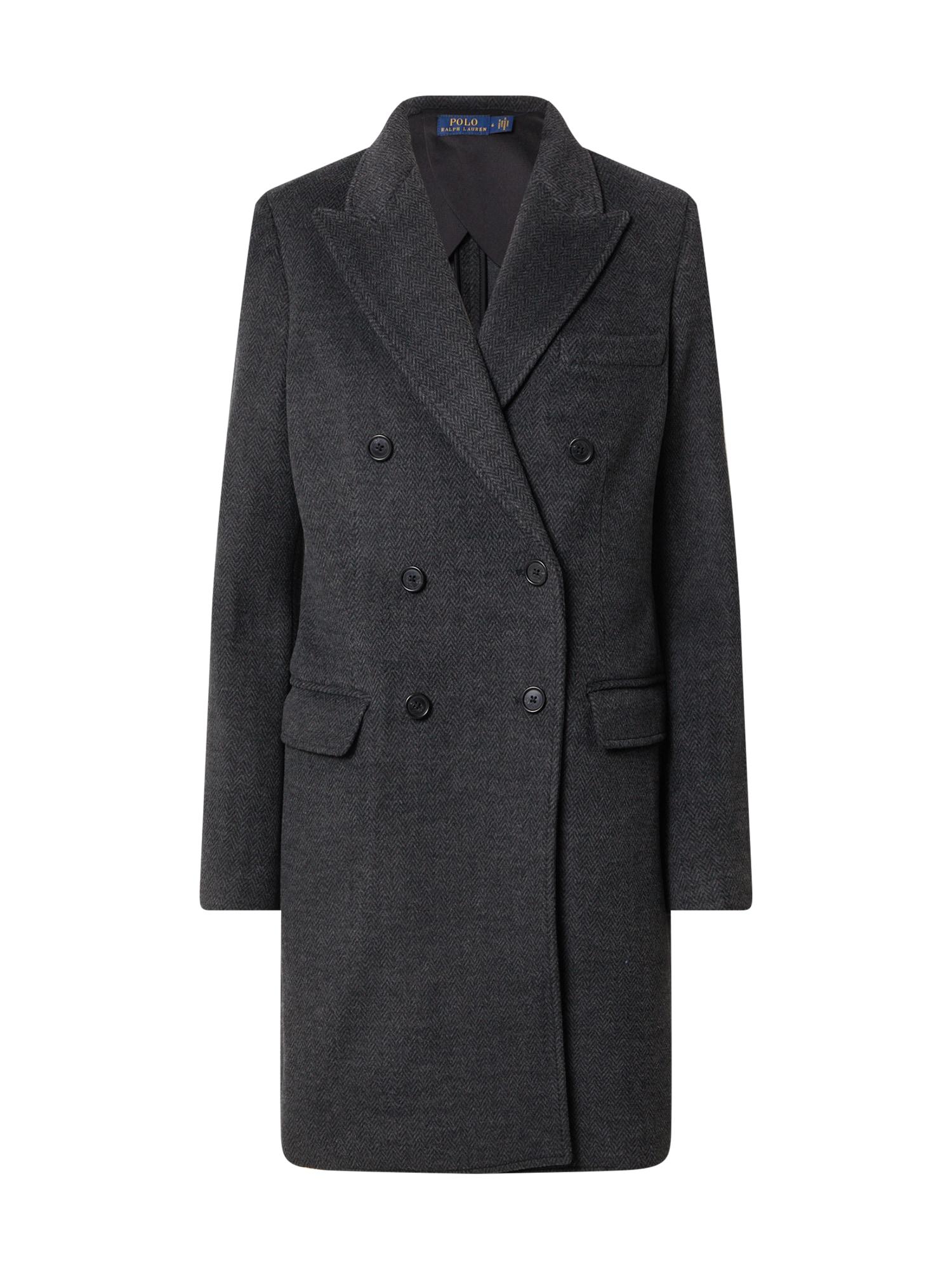 POLO RALPH LAUREN Demisezoninis paltas tamsiai pilka