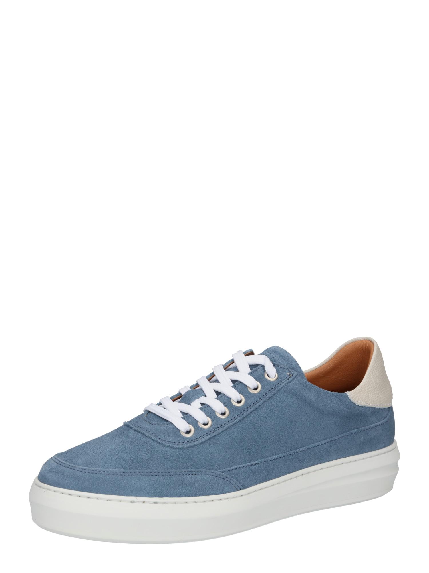 Shoe The Bear Tenisky 'STB-AREN'  chladná modrá / barva bílé vlny