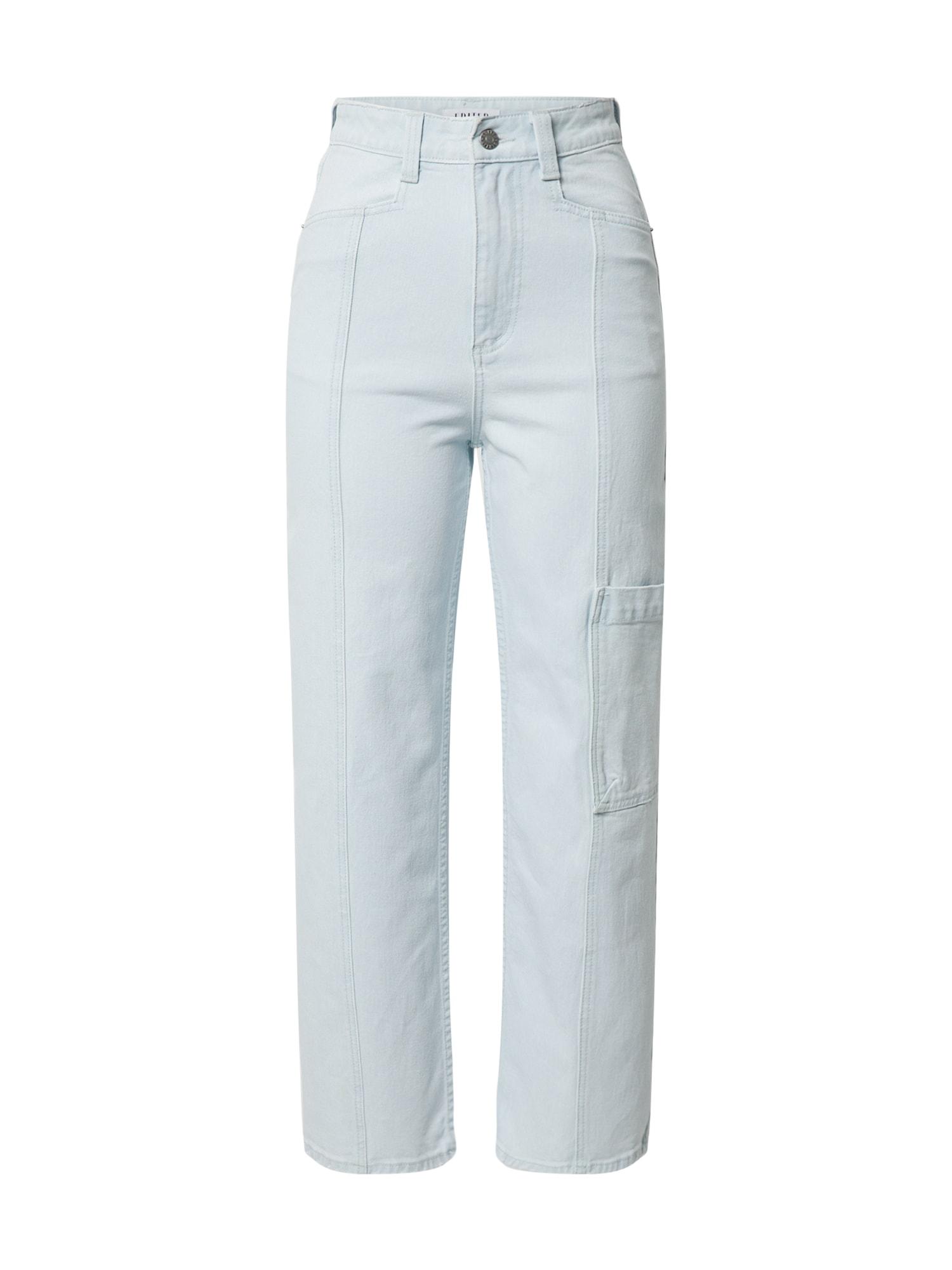 EDITED Darbinio stiliaus džinsai