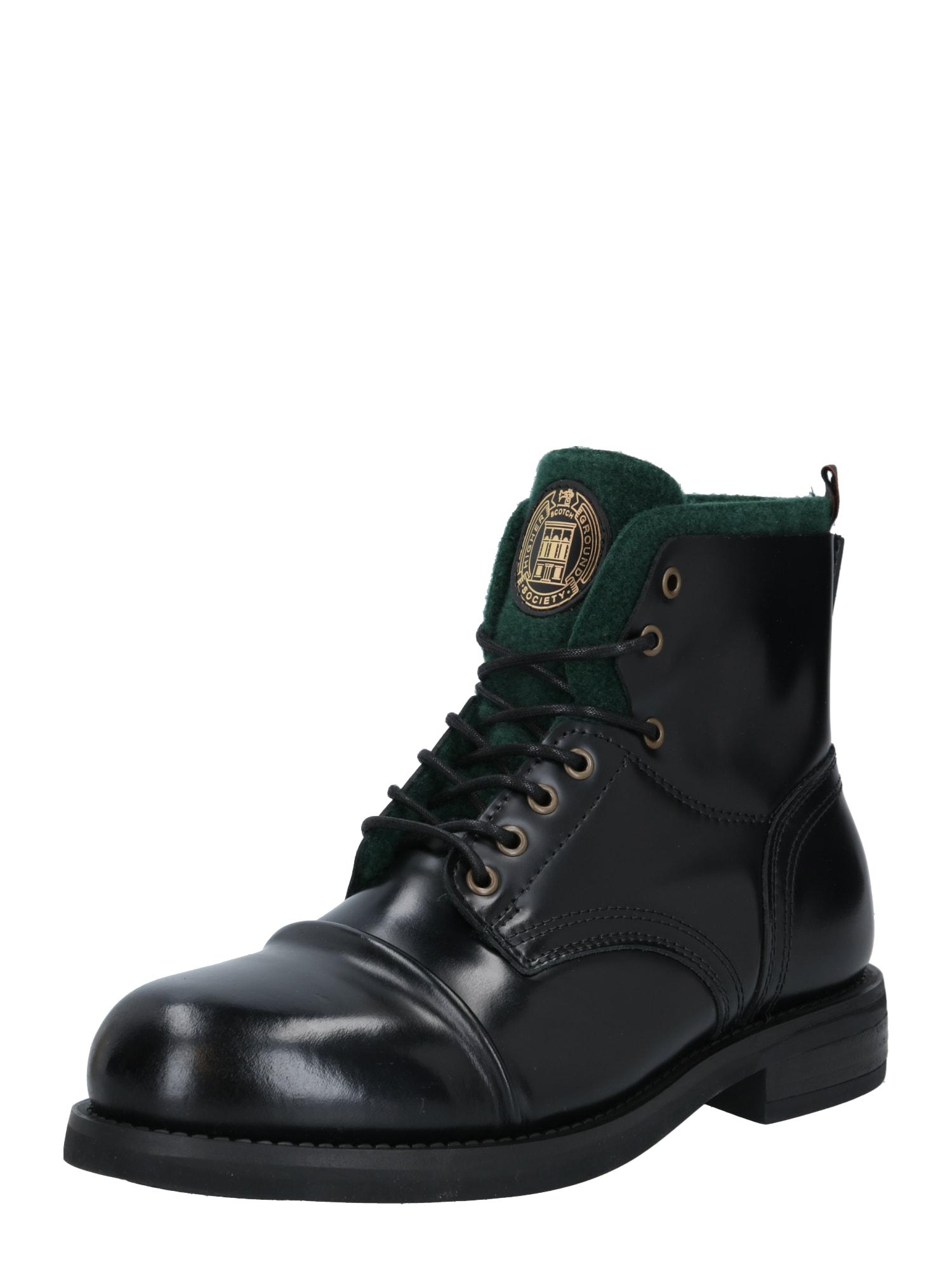 SCOTCH & SODA Auliniai batai su raišteliais