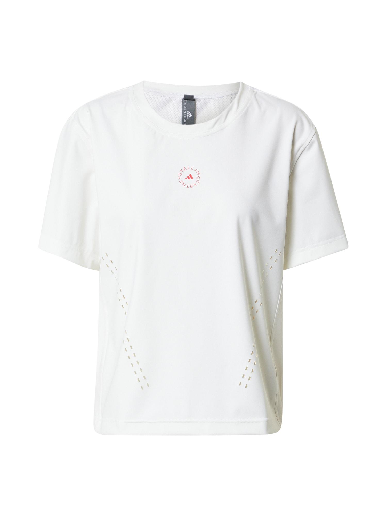 adidas by Stella McCartney Sportiniai marškinėliai balta