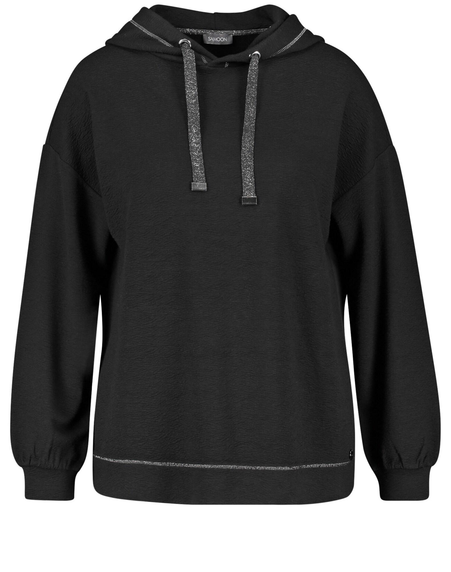 SAMOON Marškinėliai juoda