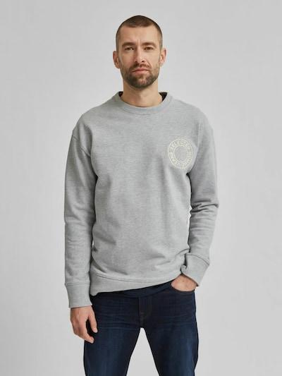 Selected Homme Relax Logan Logo-Sweatshirt