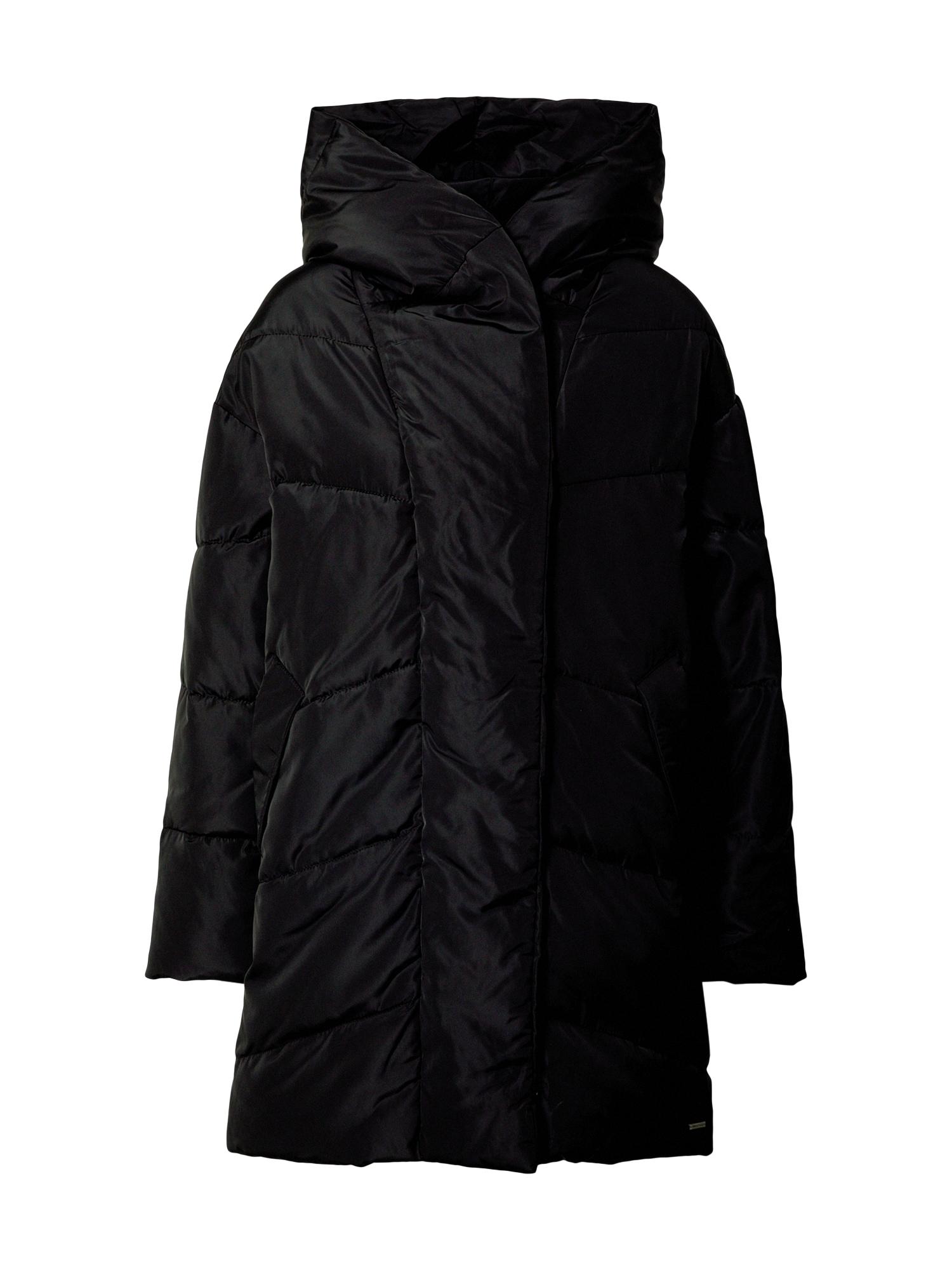 RINO & PELLE Demisezoninis paltas juoda