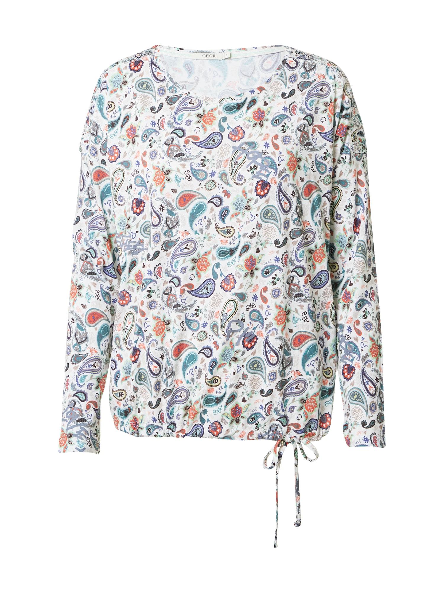 CECIL Marškinėliai mišrios spalvos