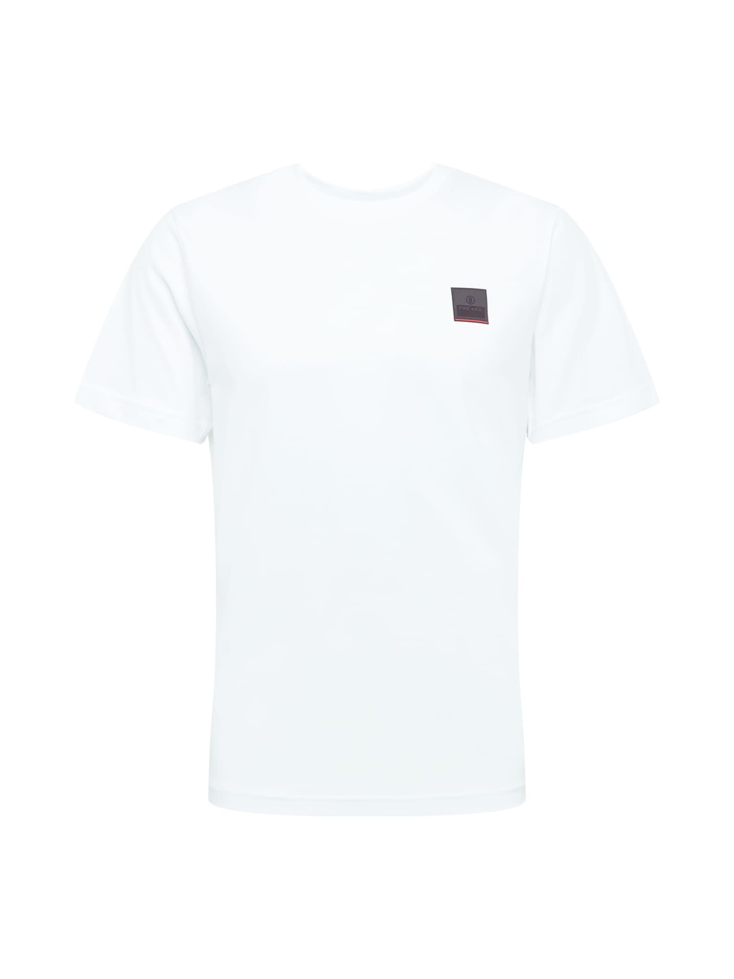 Bogner Fire + Ice Marškinėliai balta / juoda