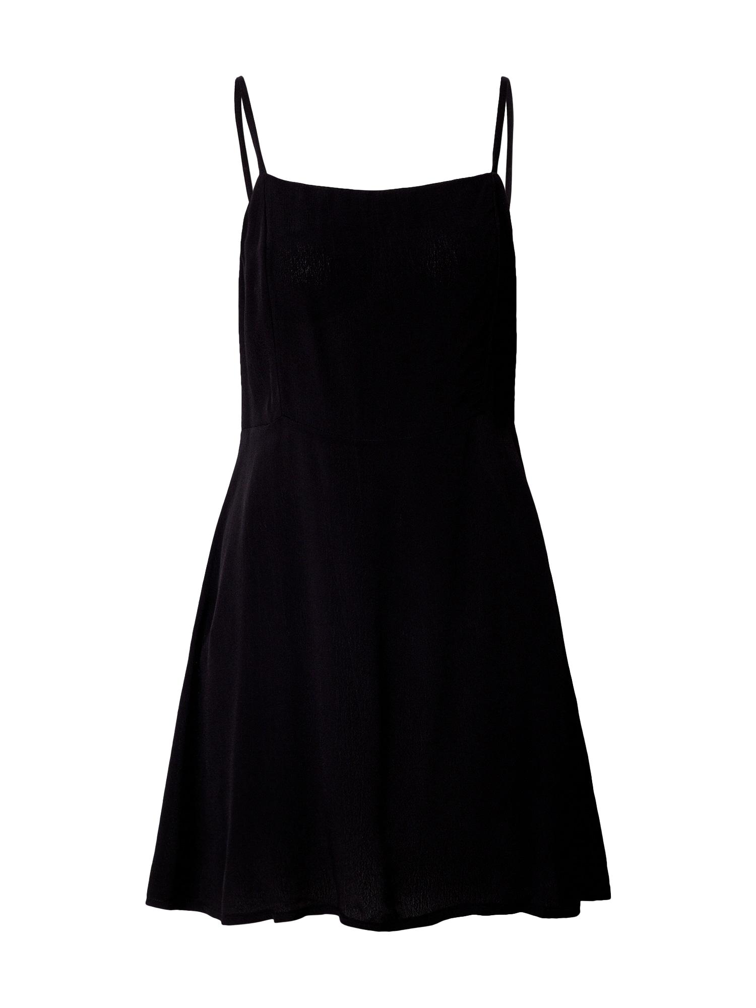 Cotton On Šaty 'Kendall'  černá