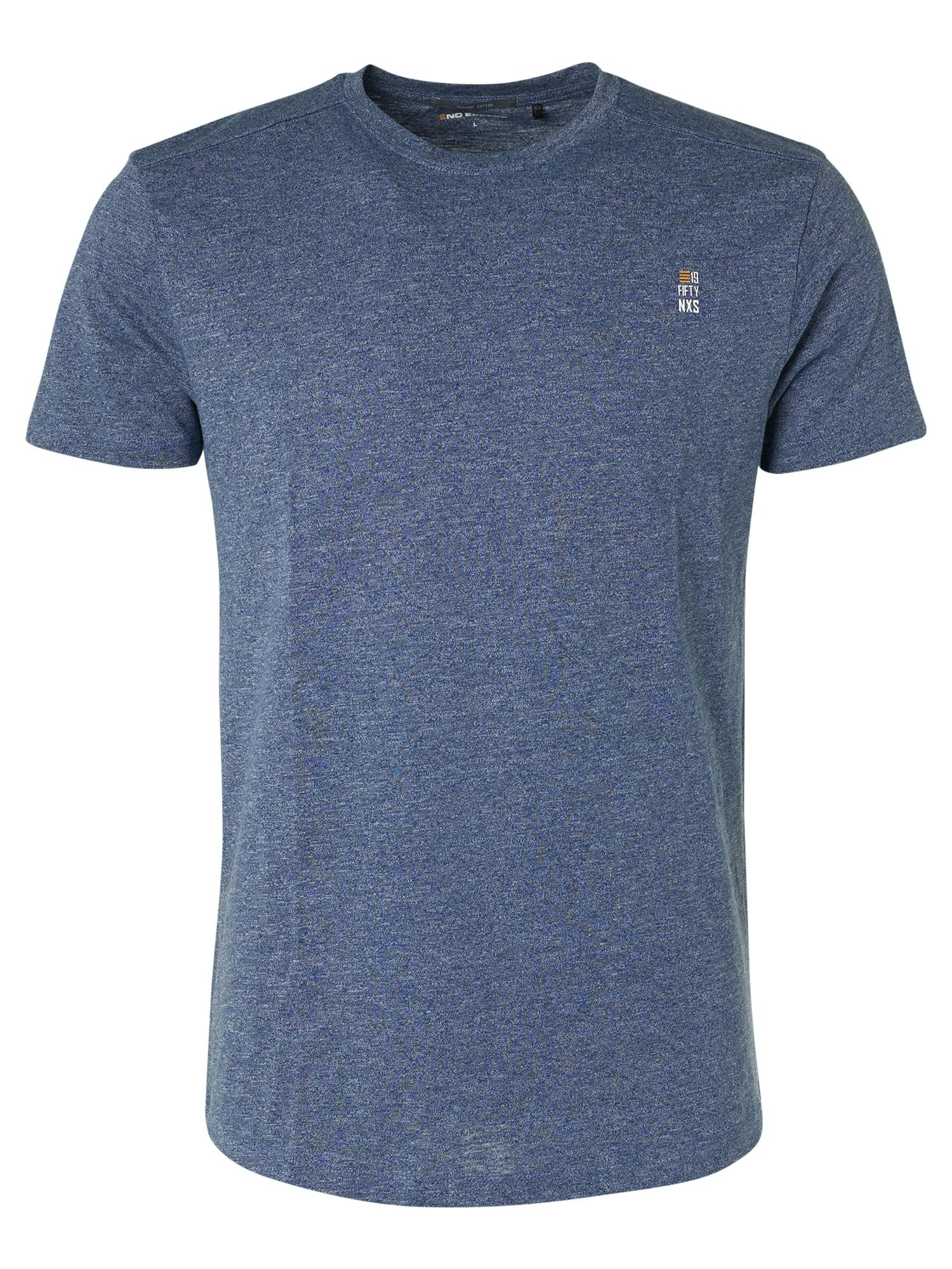 No Excess Marškinėliai melsvai pilka