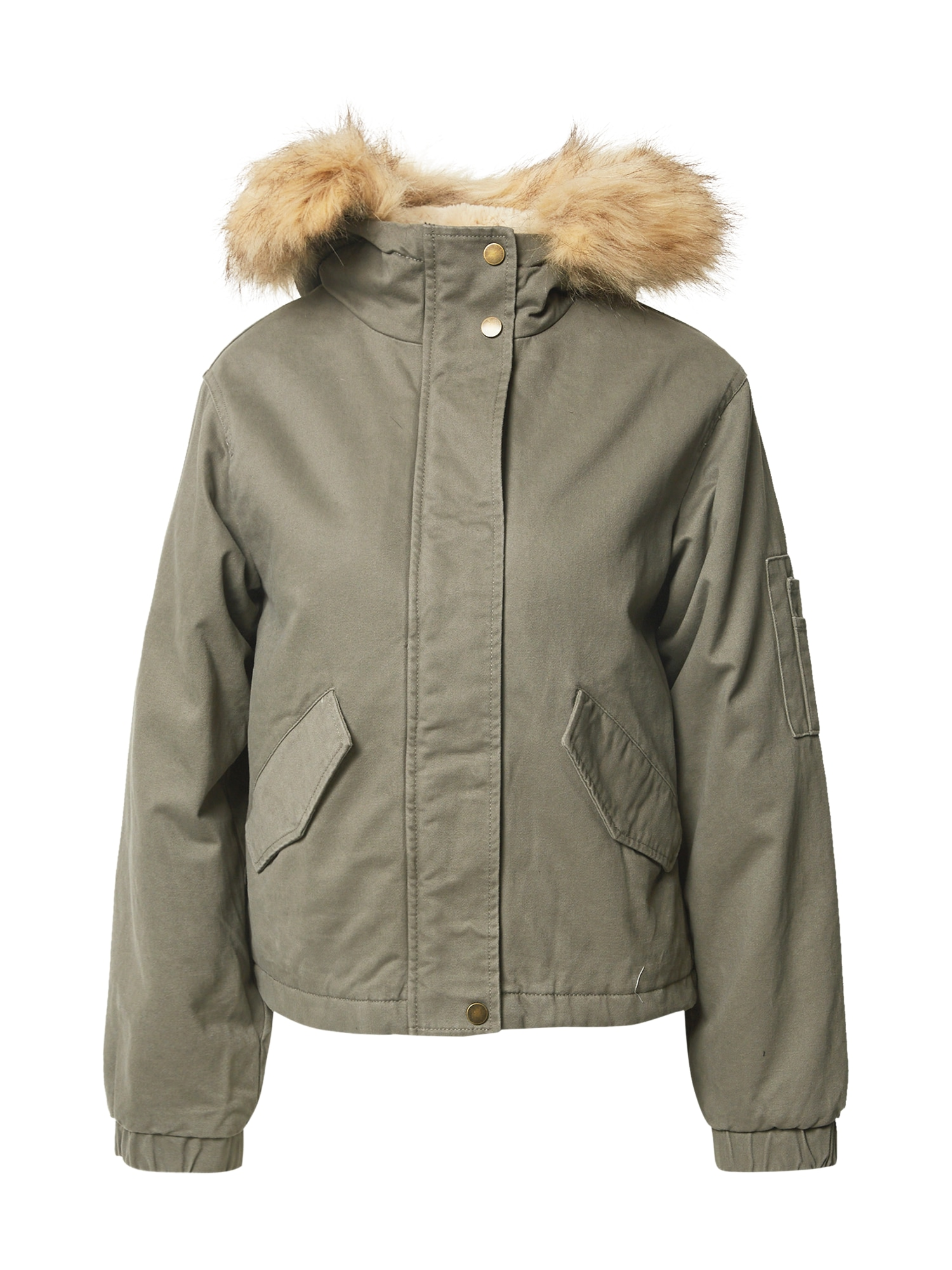 Pimkie Zimní bunda  zelená