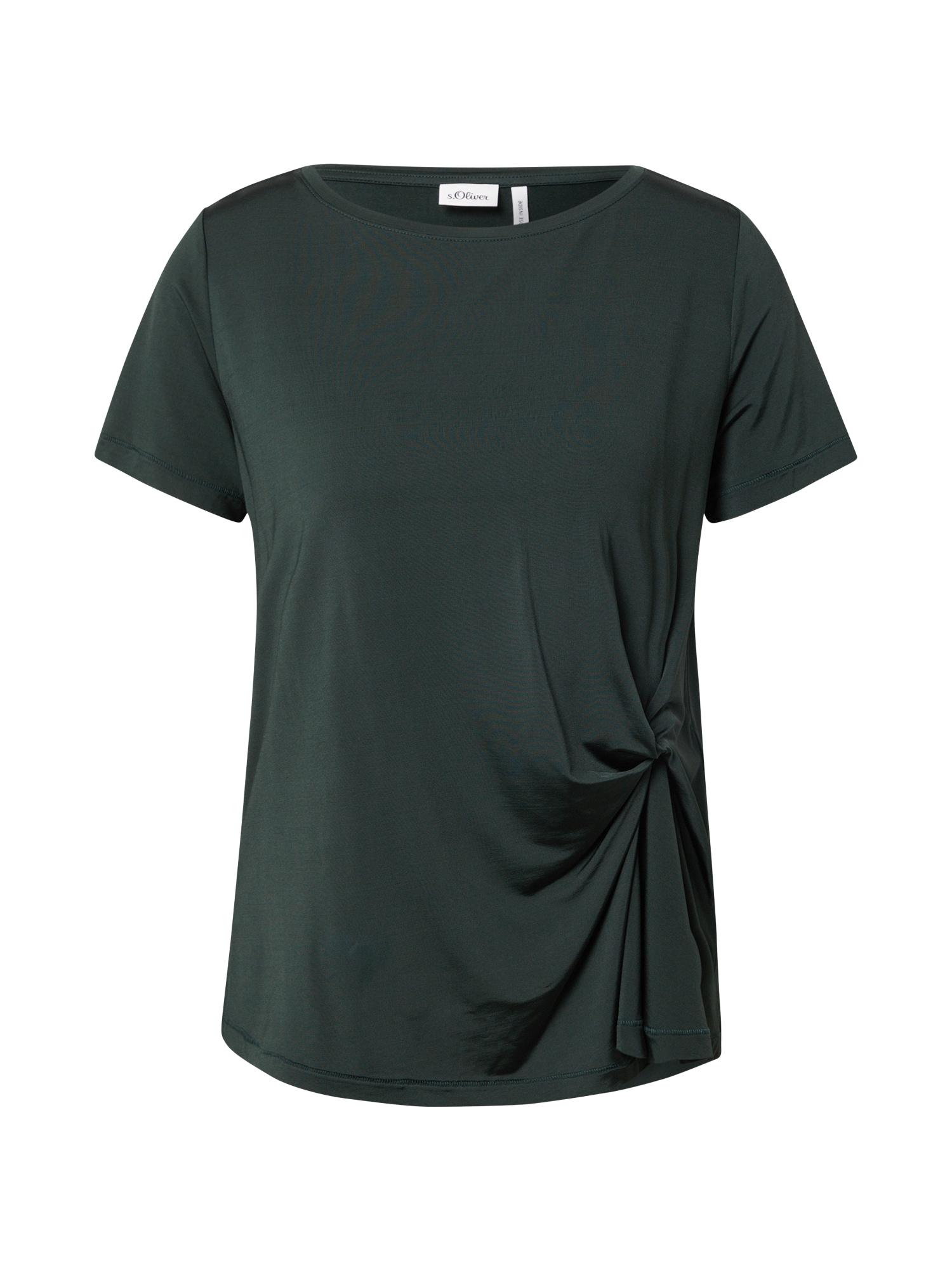 s.Oliver BLACK LABEL Marškinėliai įdegio spalva