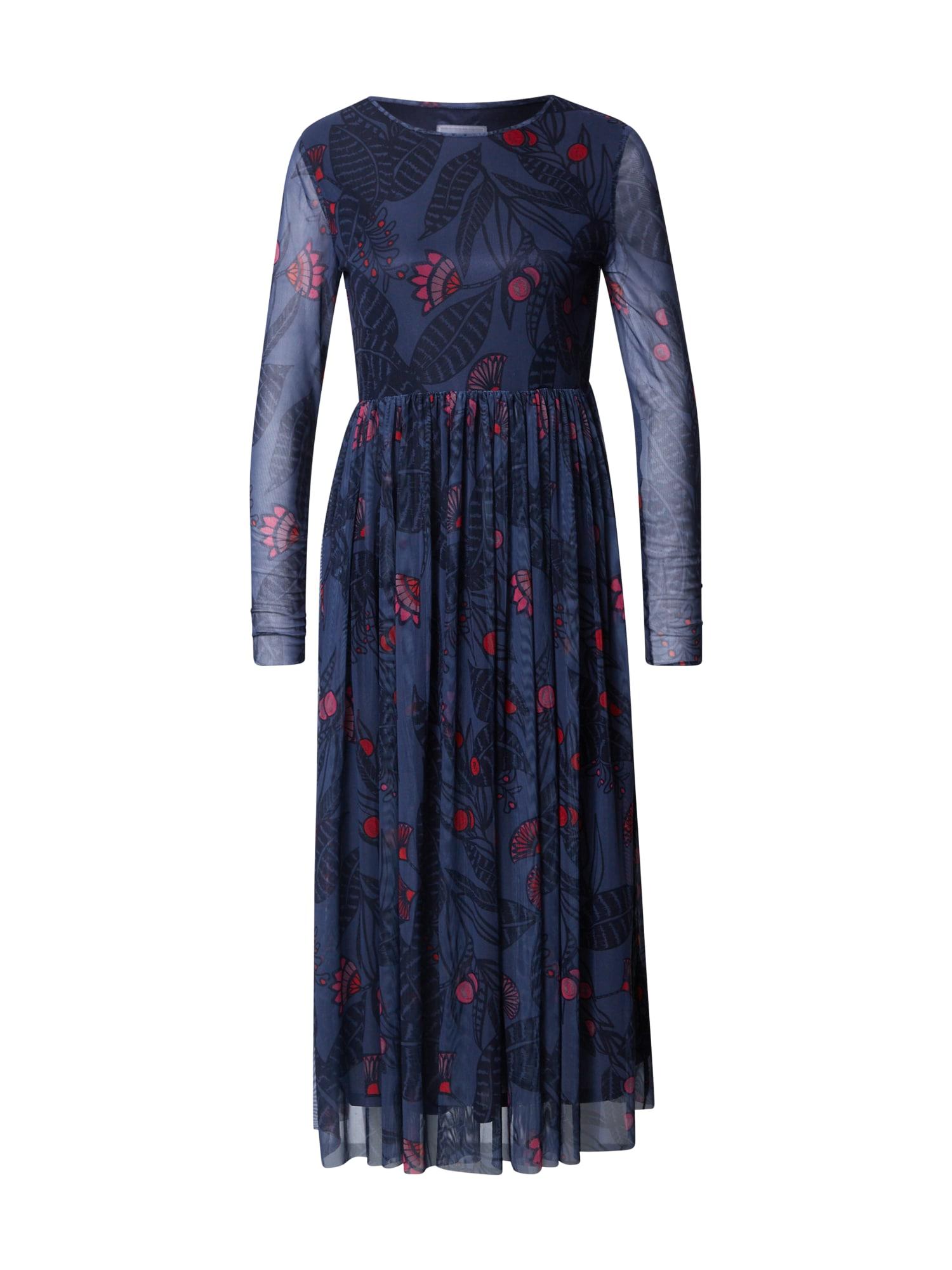 LIEBLINGSSTÜCK Šaty 'Rosalina'  modrá / mix barev