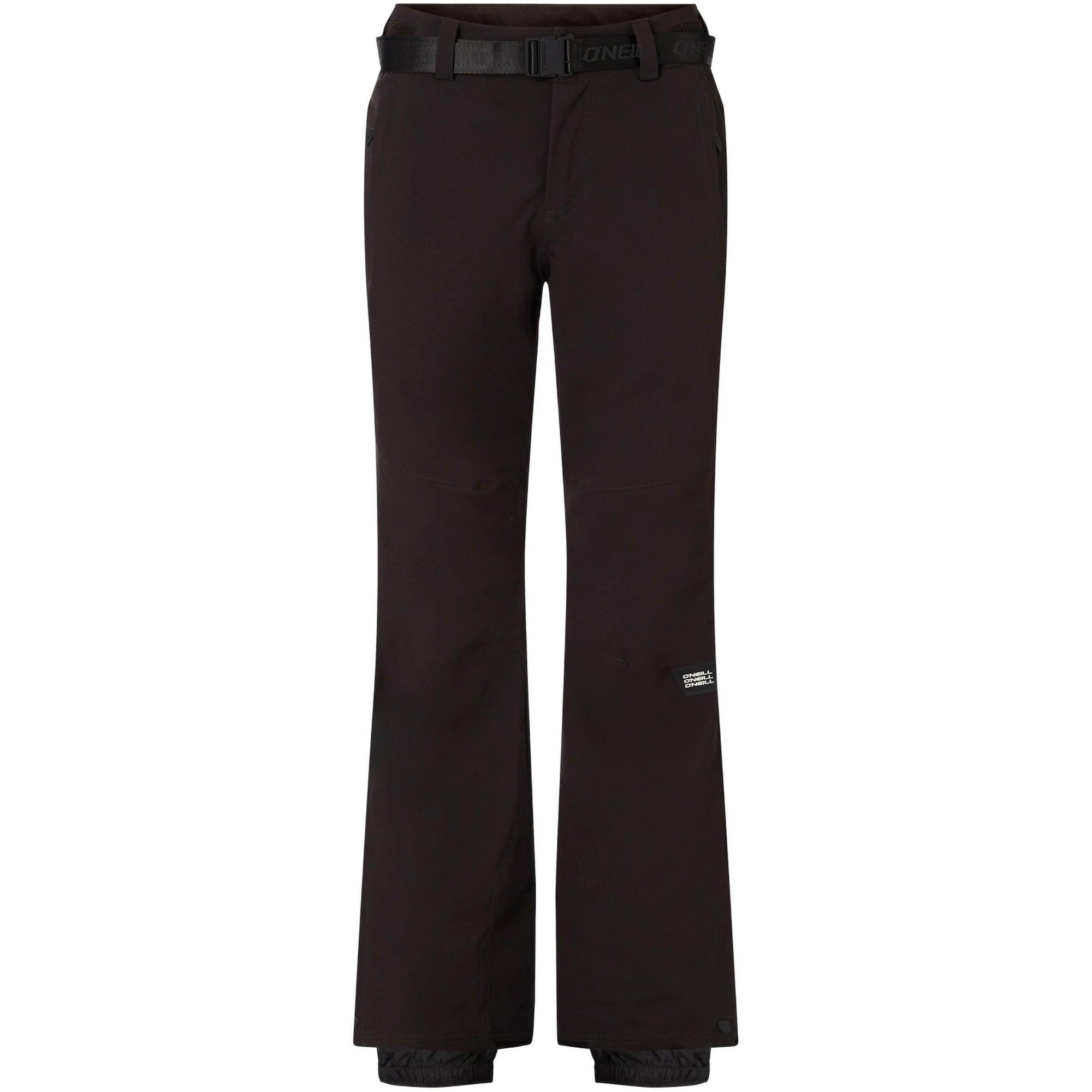 O'NEILL Outdoorové kalhoty  černá
