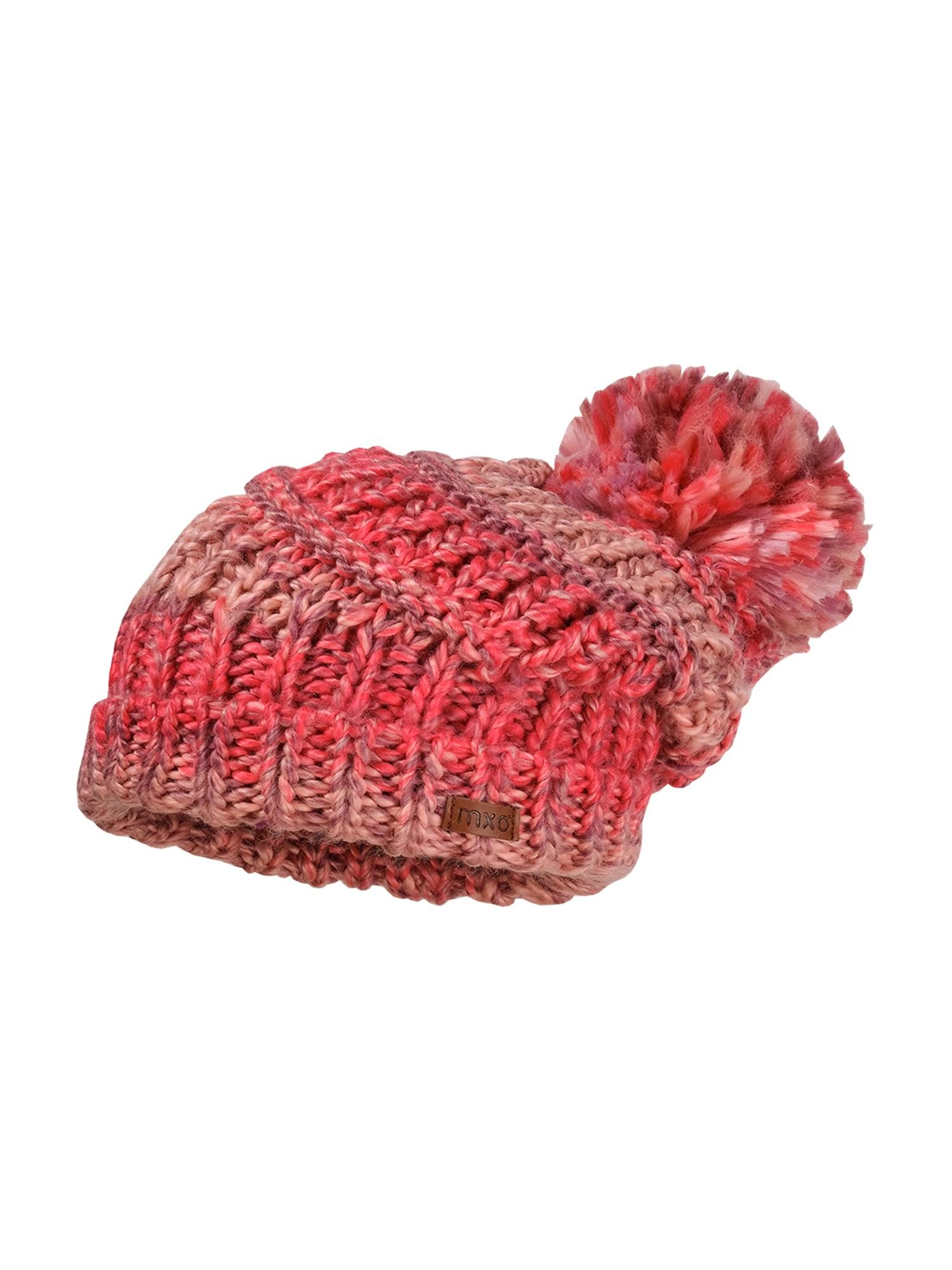 MAXIMO Megzta kepurė mišrios spalvos