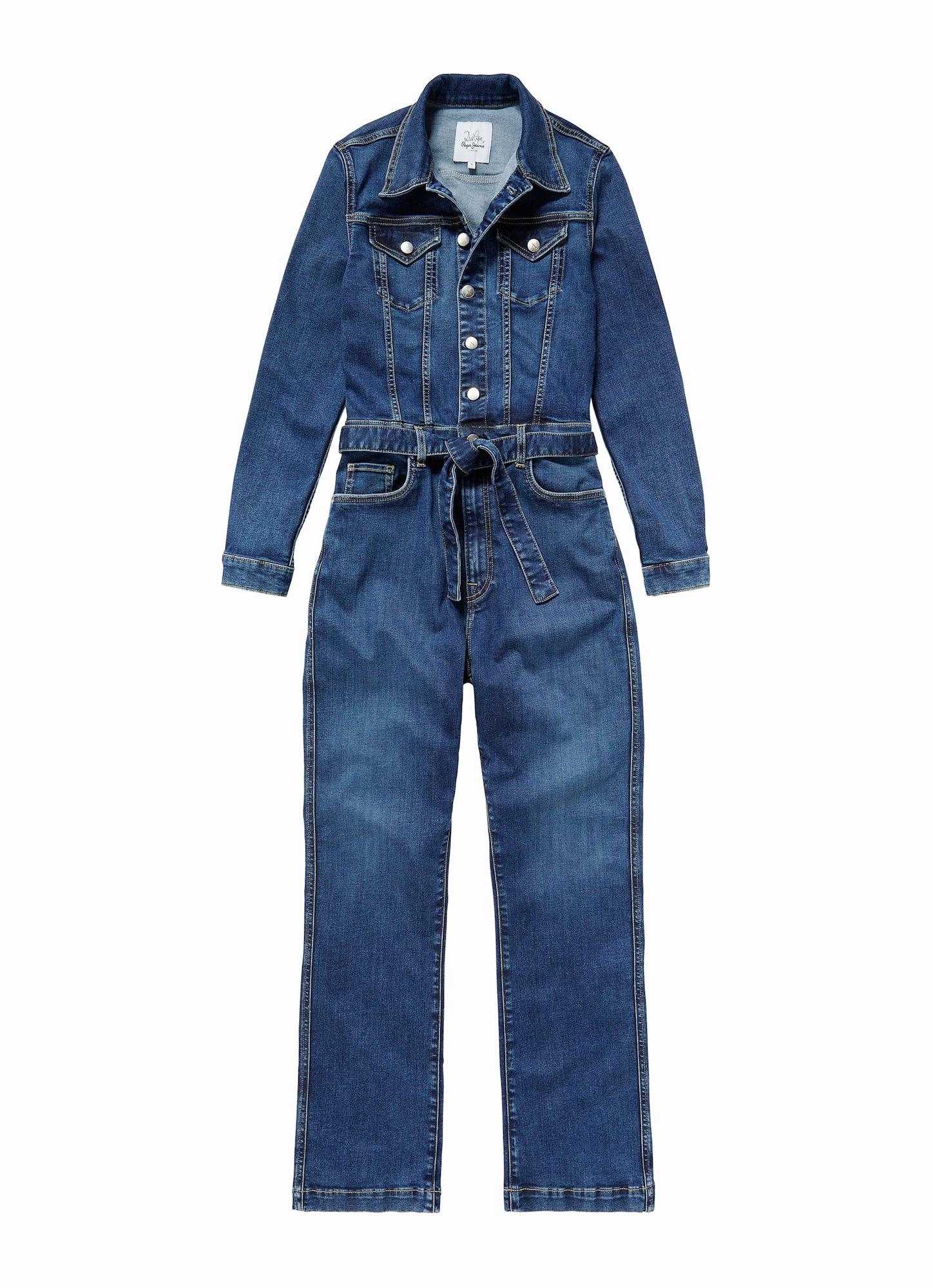 Pepe Jeans Overal 'Carrie'  tmavě modrá