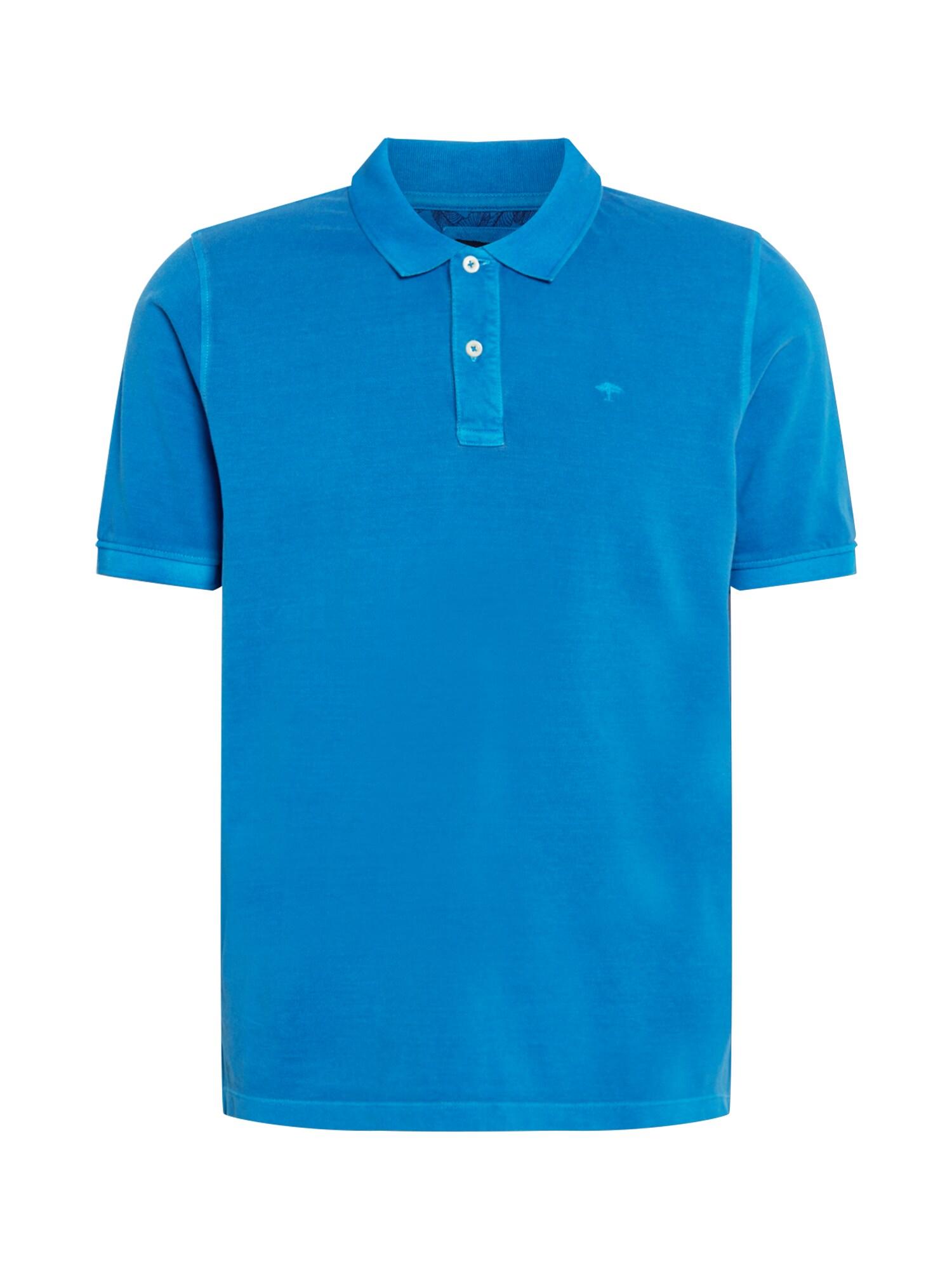 FYNCH-HATTON Marškinėliai dangaus žydra