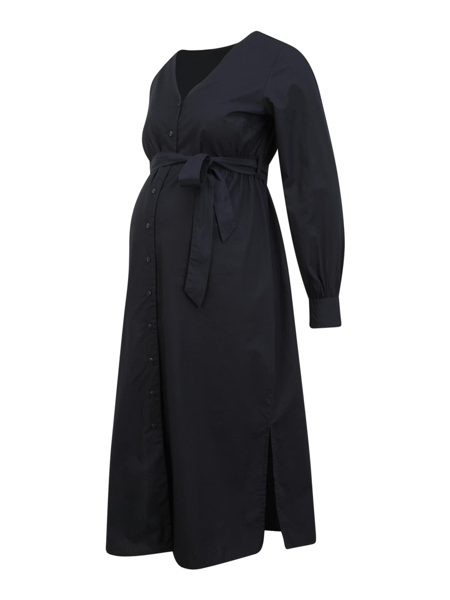 MAMALICIOUS Palaidinės tipo suknelė 'XINA' nakties mėlyna
