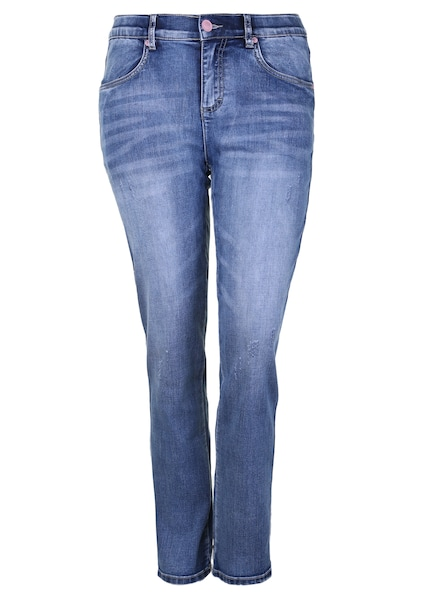 Hosen - Jeans Bluebell T088 › Purple Lily › blau  - Onlineshop ABOUT YOU