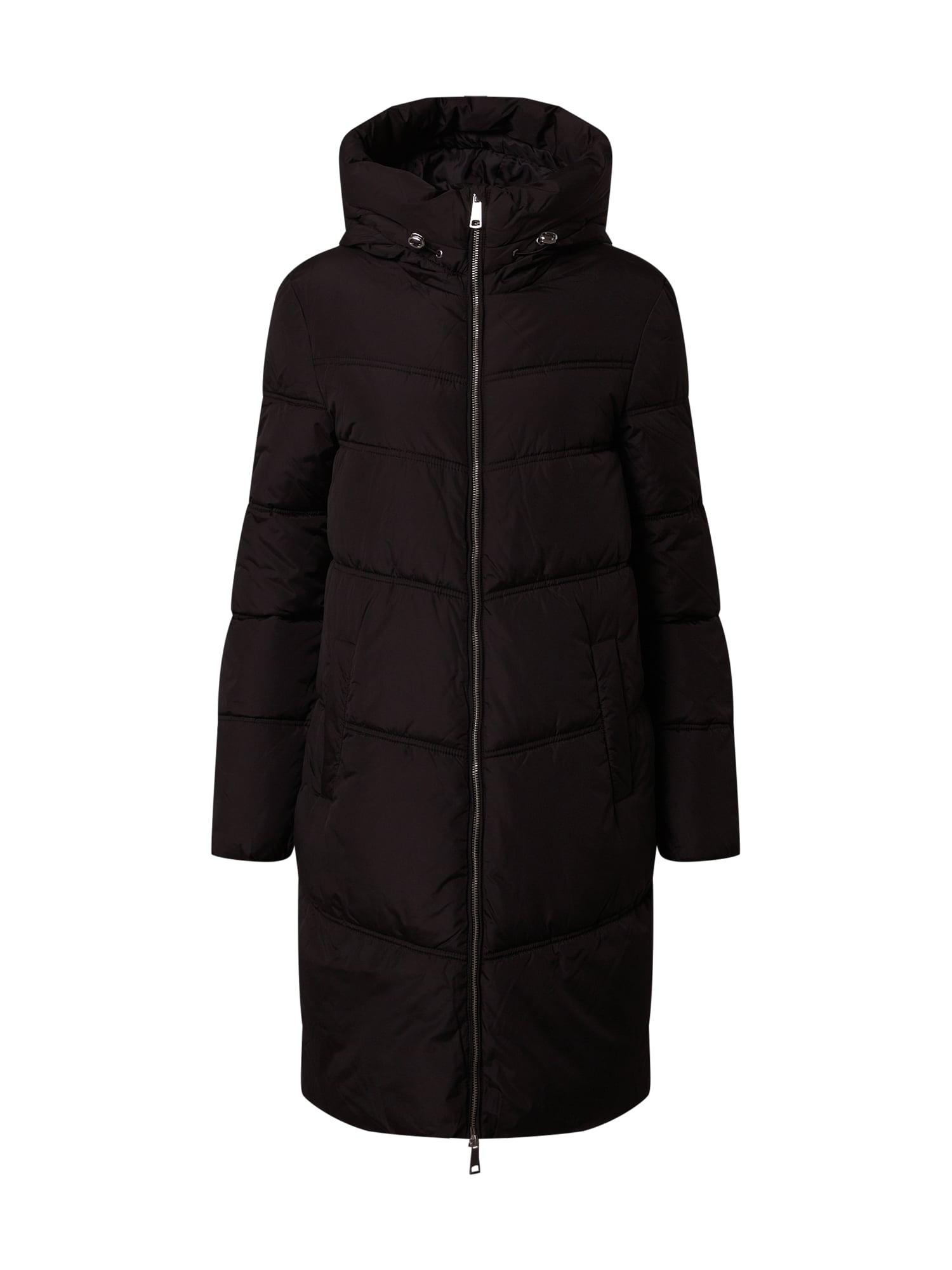DeFacto Demisezoninis paltas juoda