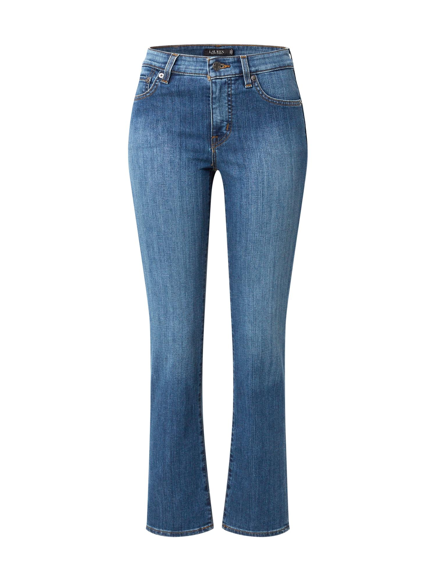 Lauren Ralph Lauren Džinsai tamsiai (džinso) mėlyna