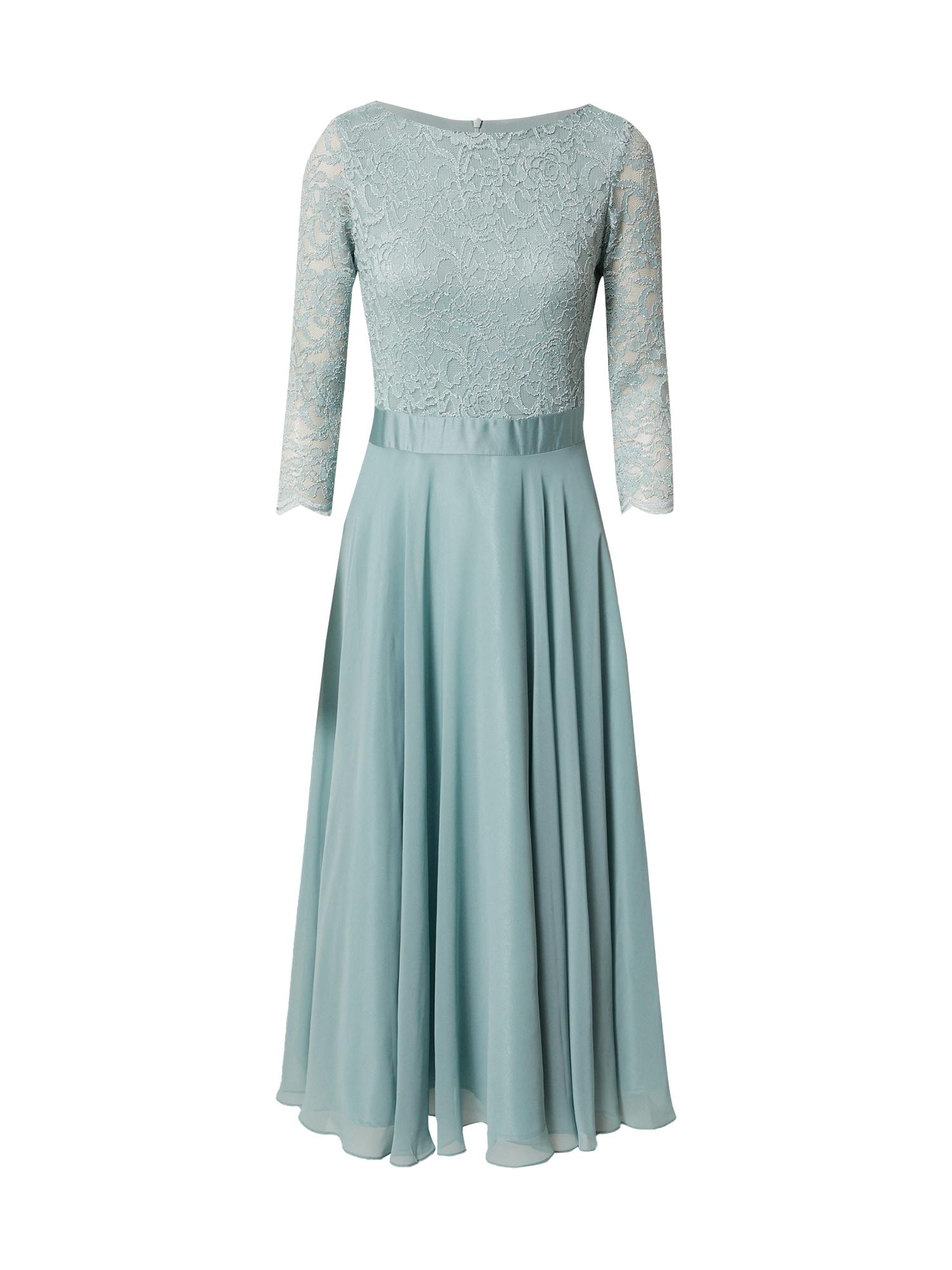 SWING Vakarinė suknelė pastelinė mėlyna