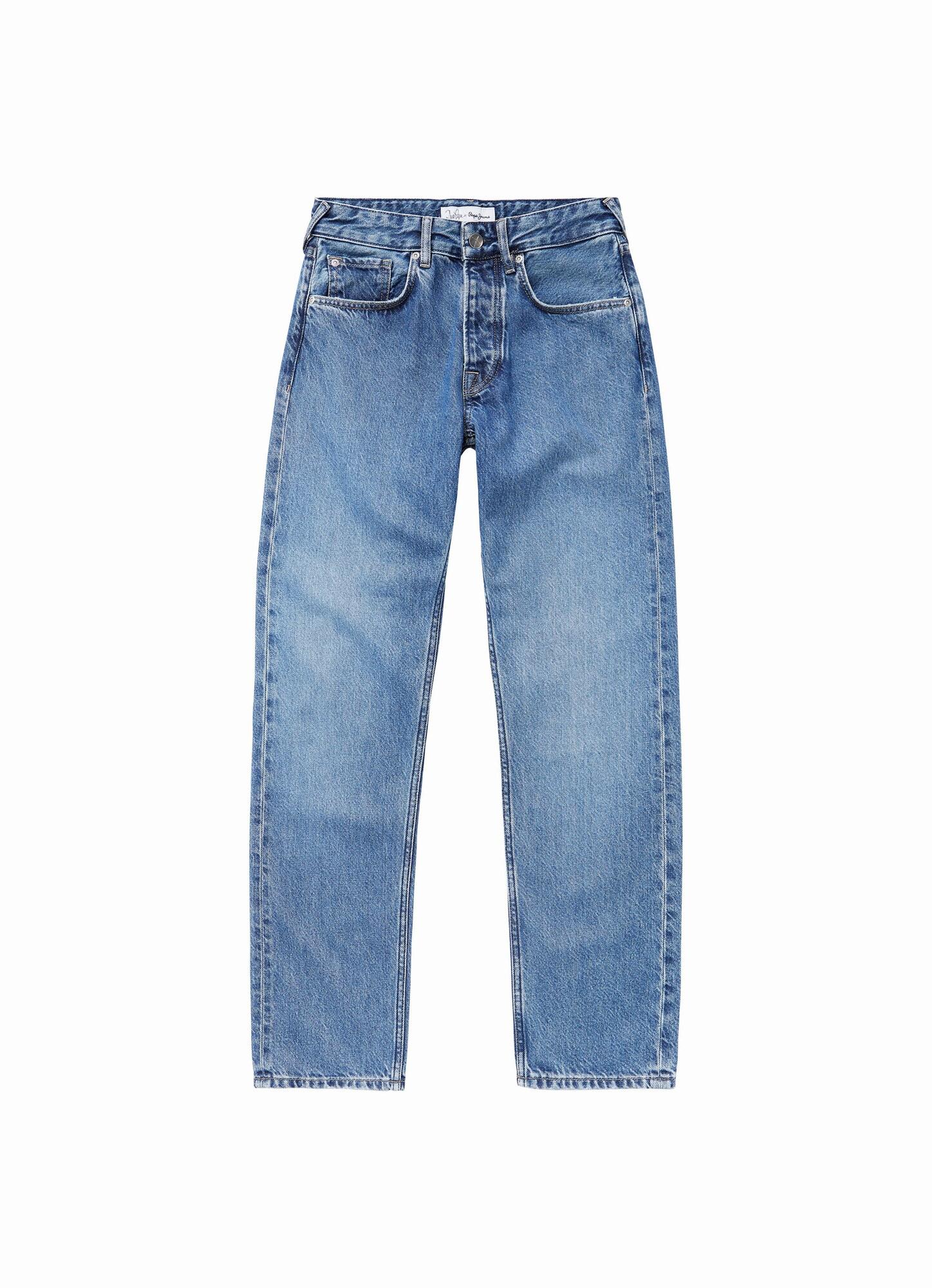 Pepe Jeans Džíny 'Dua 10'  modrá džínovina