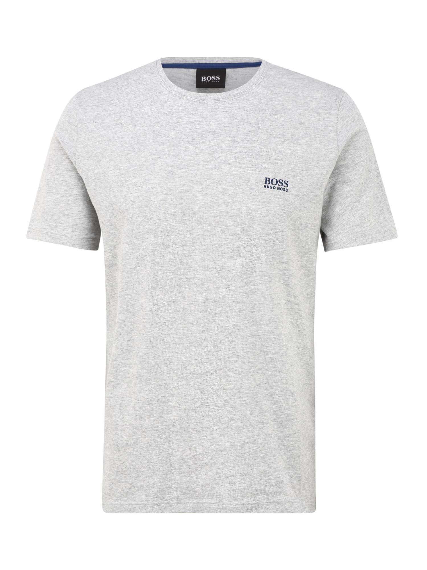 BOSS Apatiniai marškinėliai šviesiai pilka