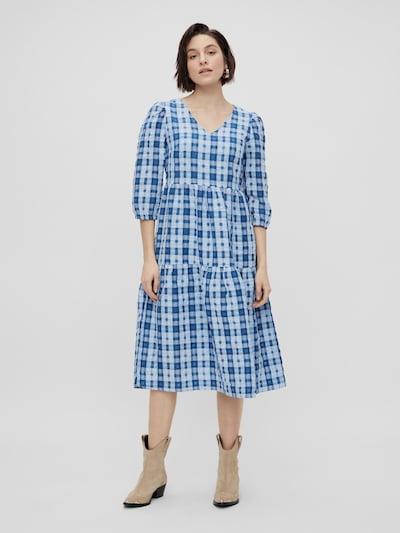 Y.A.S Chia Check 3/4 Sleeve Smock Dress