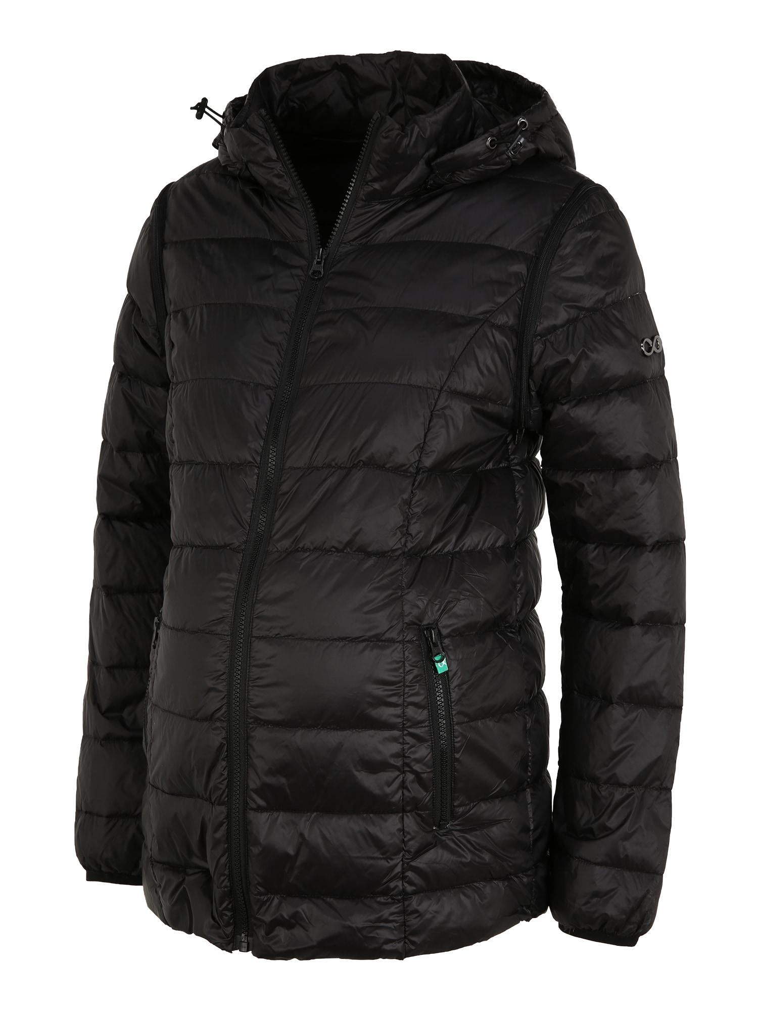 Modern Eternity Žieminis paltas 'Lola' juoda