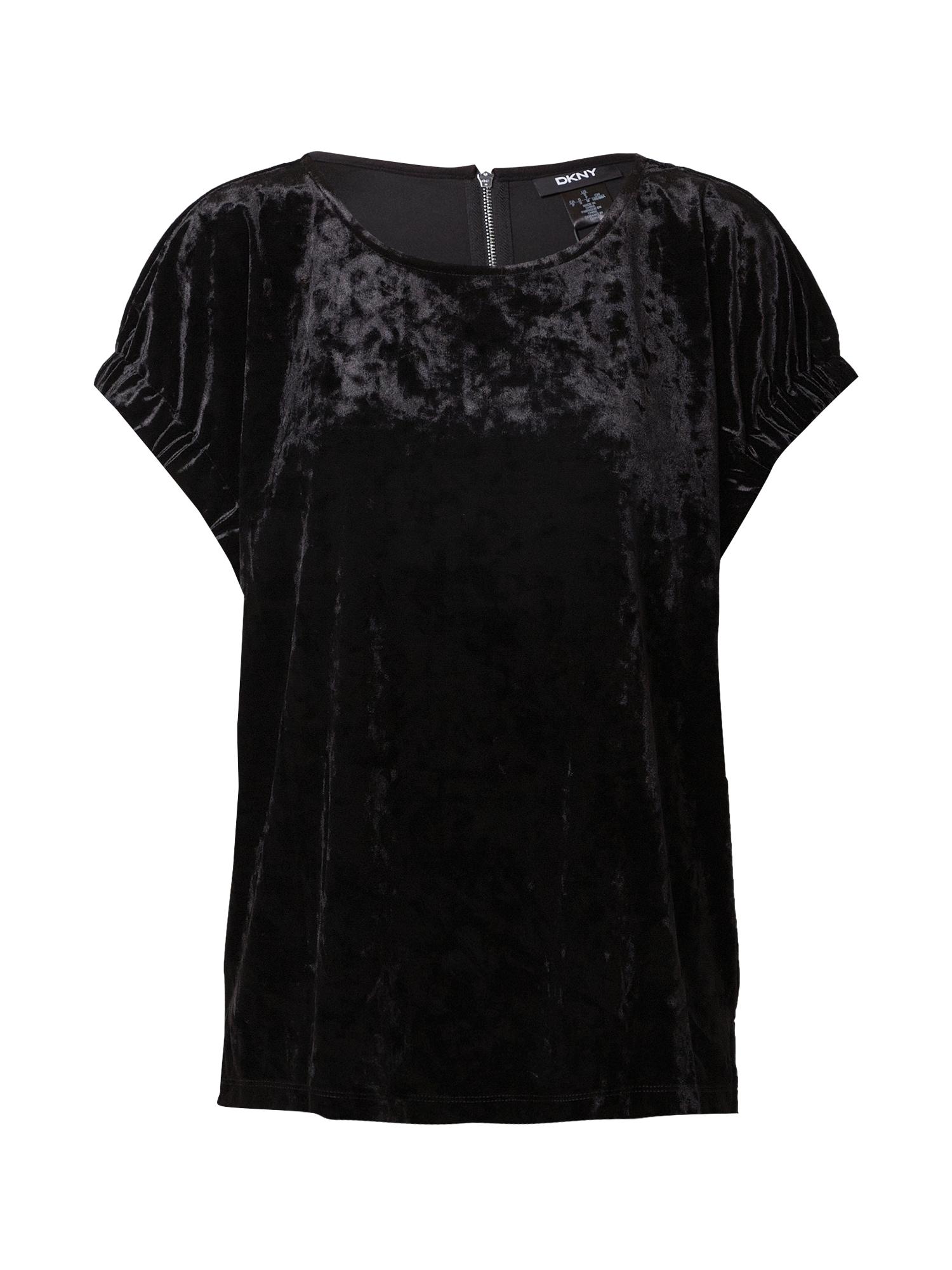 DKNY Marškinėliai juoda