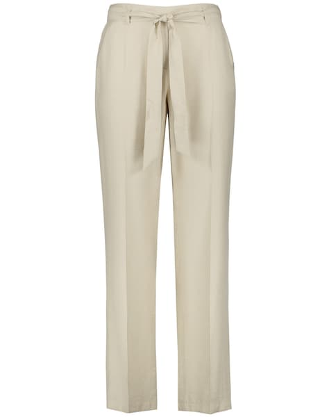 Hosen - Hose › SAMOON › beige  - Onlineshop ABOUT YOU