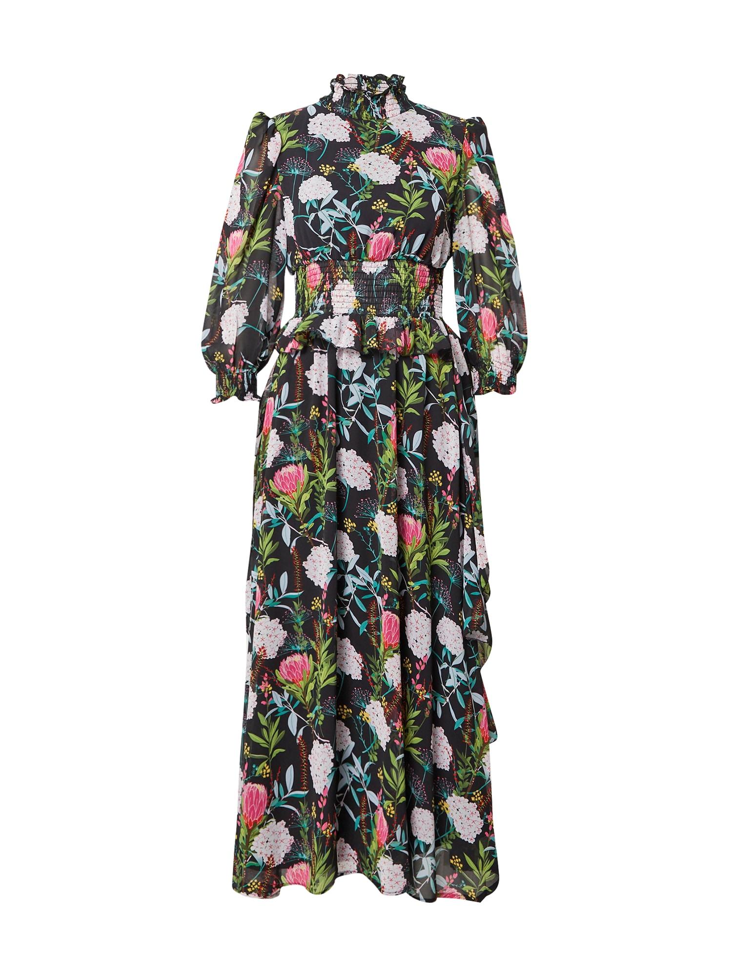 Forever Unique Suknelė mišrios spalvos