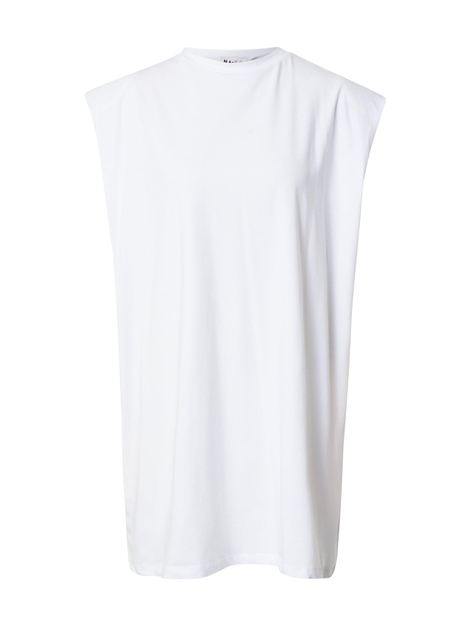 NA-KD Vasarinė suknelė balta