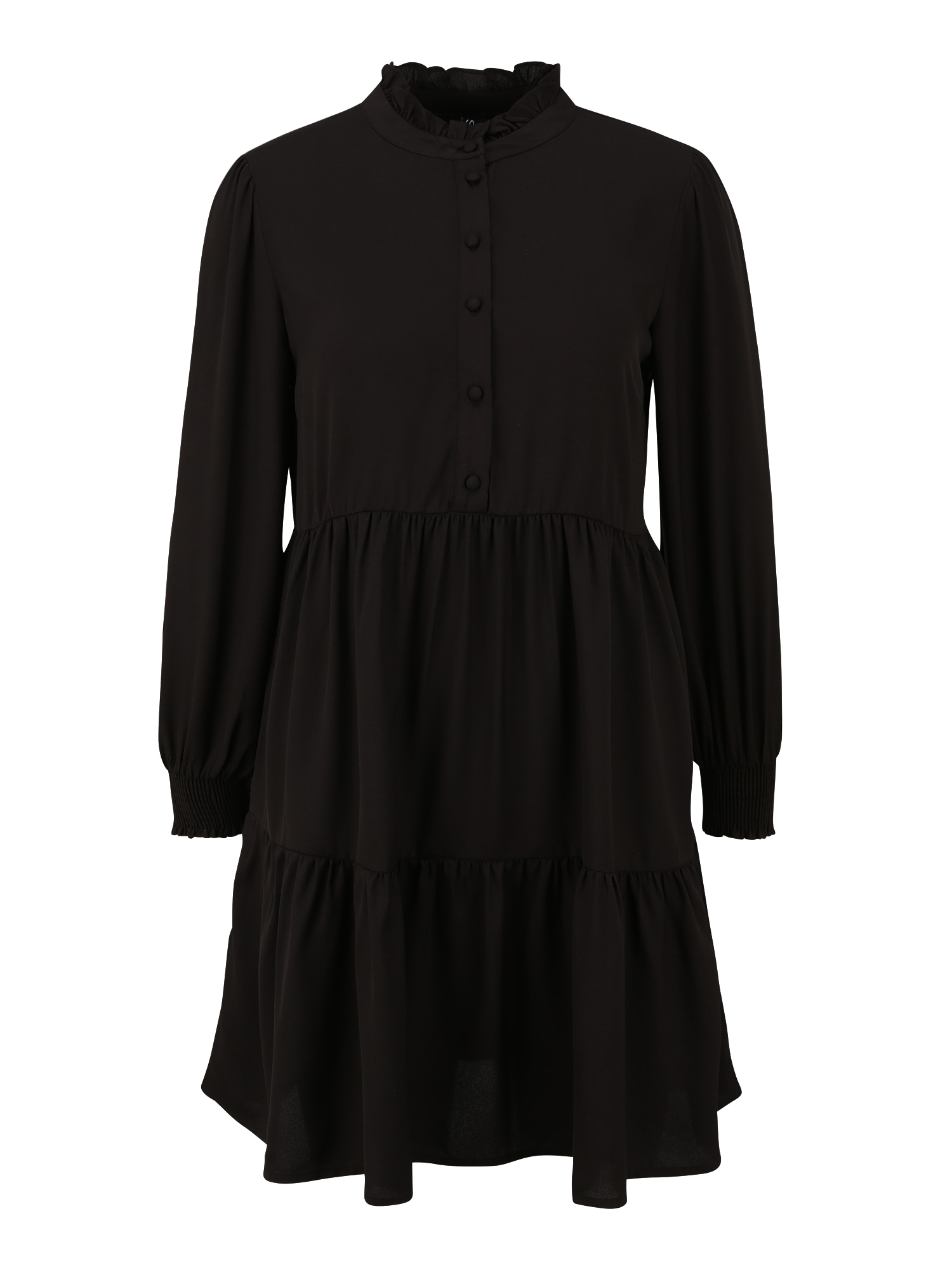 Pieces (Petite) Palaidinės tipo suknelė juoda