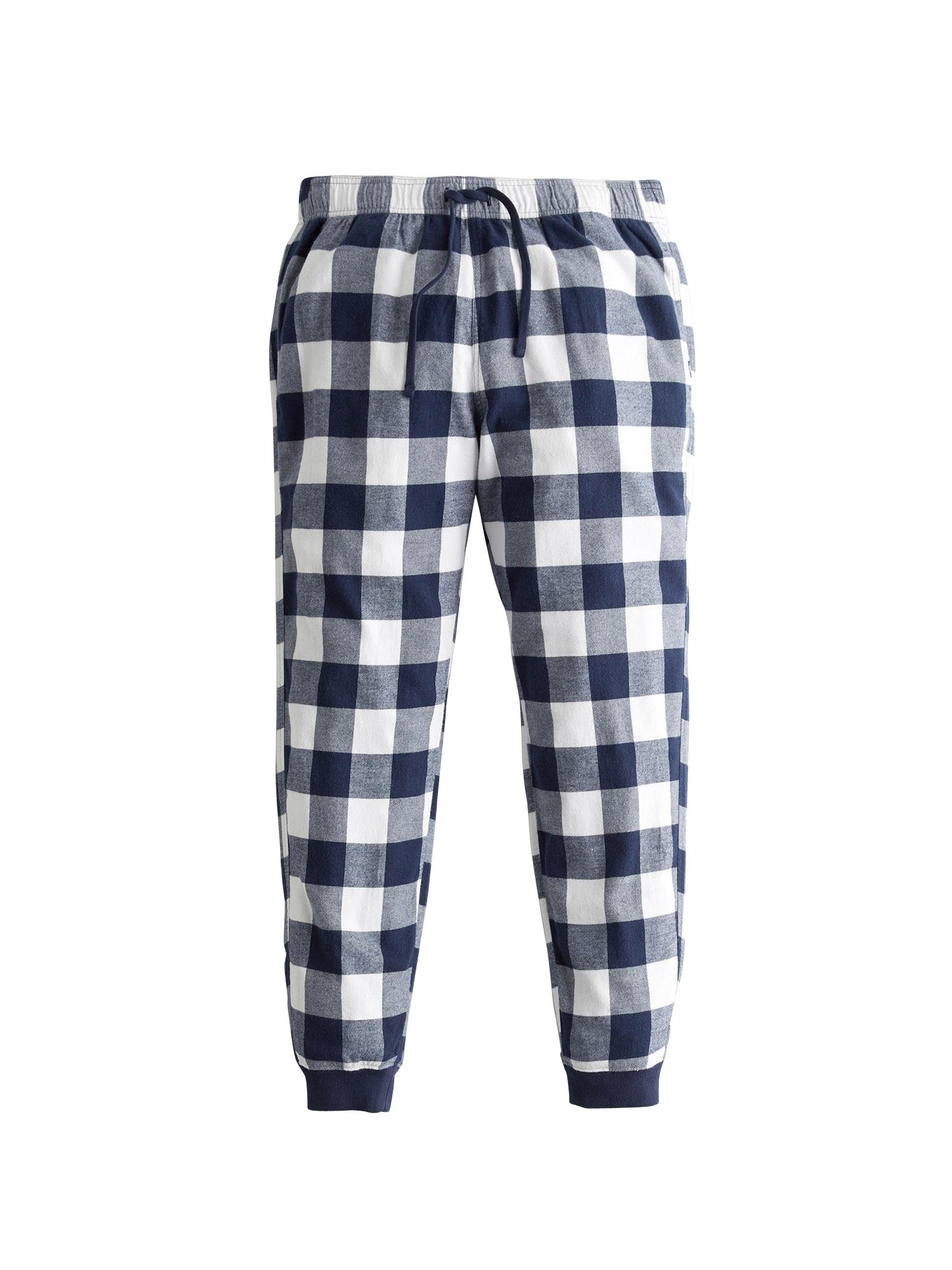 HOLLISTER Kalhoty  námořnická modř / bílá