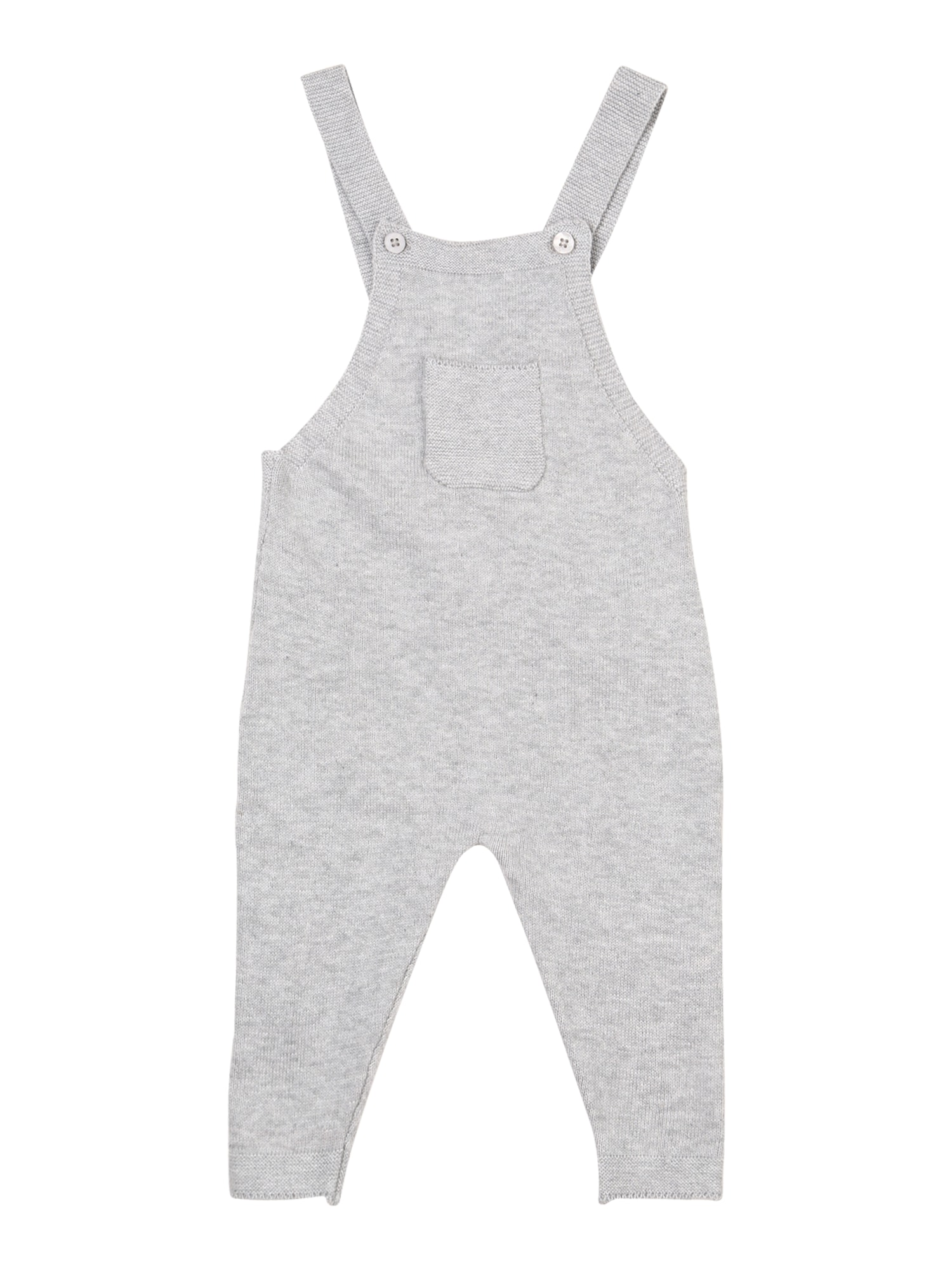 STACCATO Laclové kalhoty  šedý melír