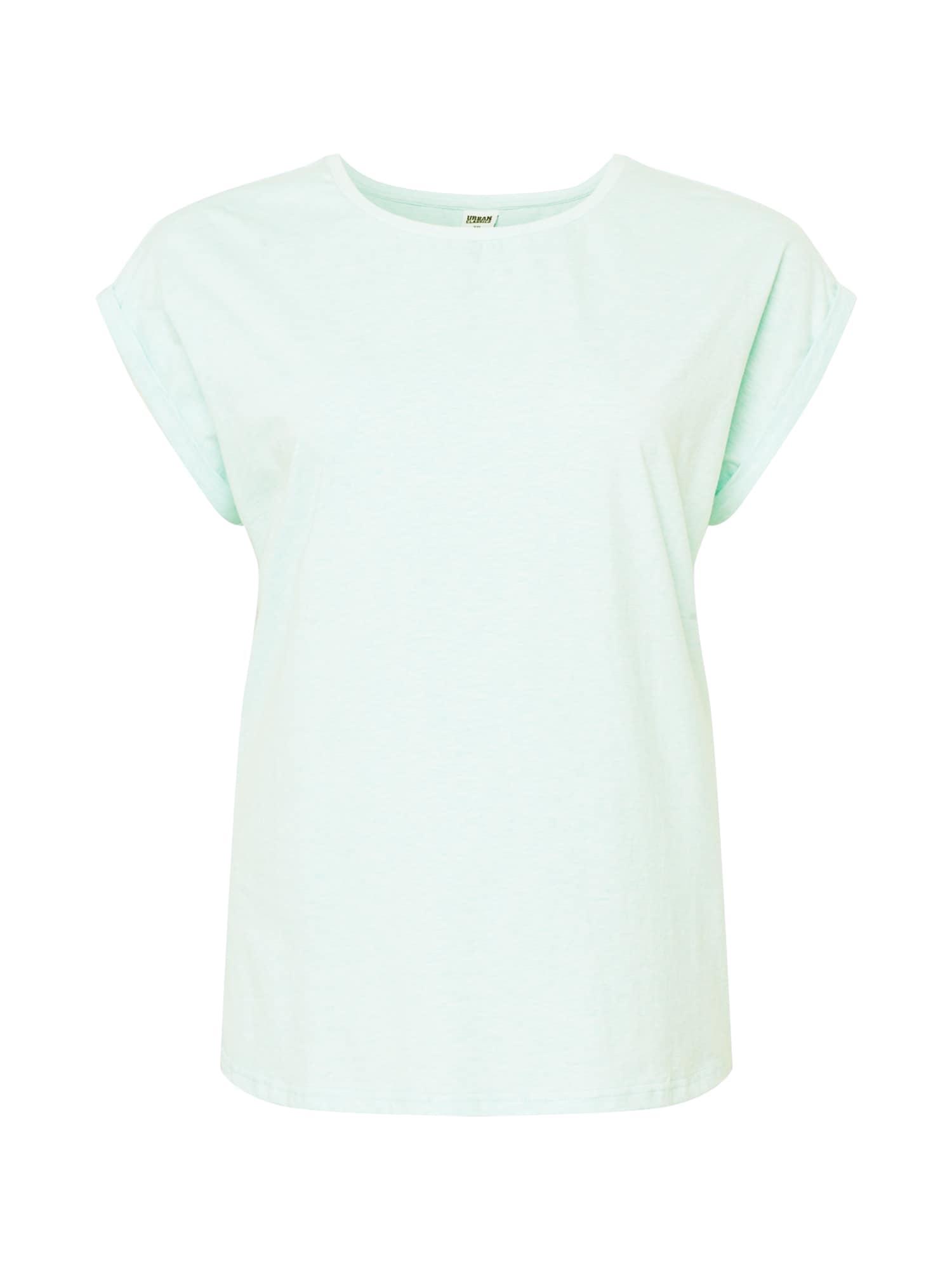 Urban Classics Curvy Marškinėliai azuro