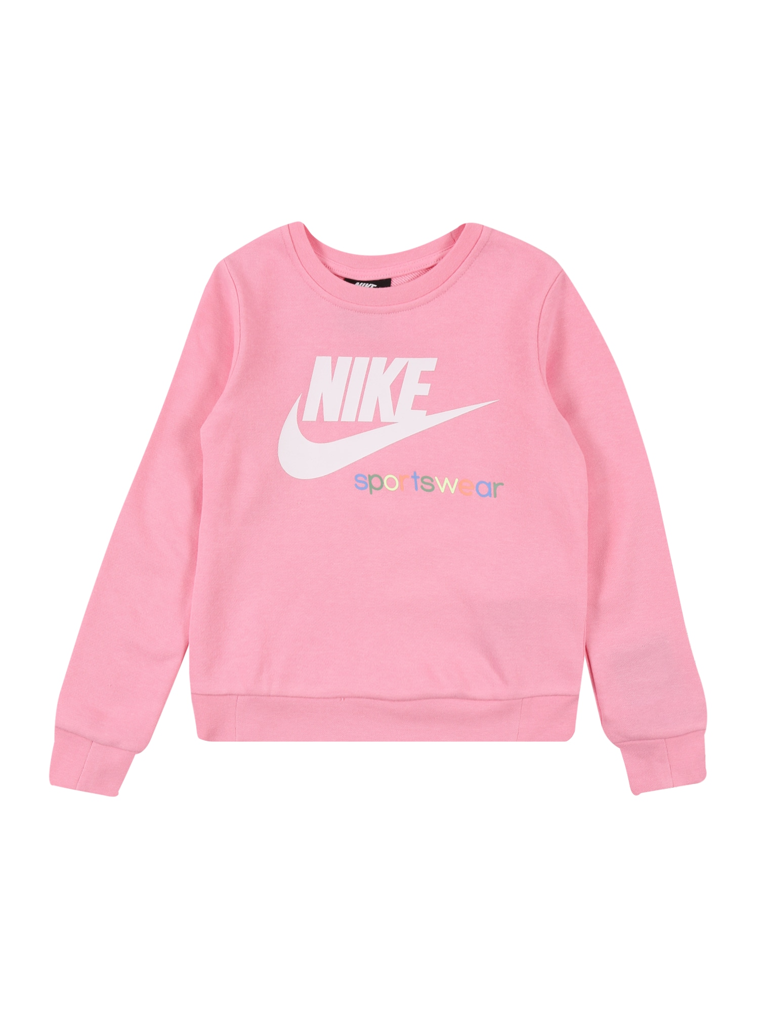 Nike Sportswear Megztinis be užsegimo rožių spalva / mišrios spalvos