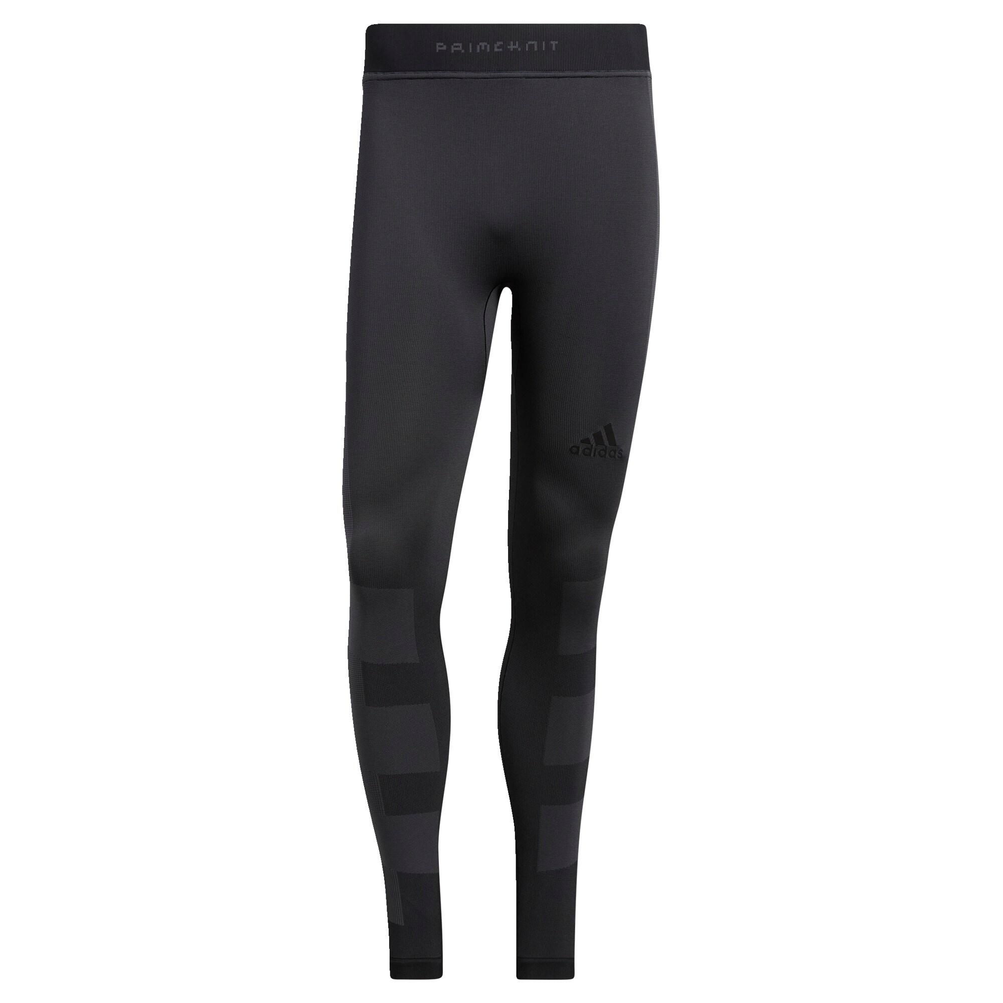ADIDAS PERFORMANCE Sportinės kelnės pilka / grafito / juoda
