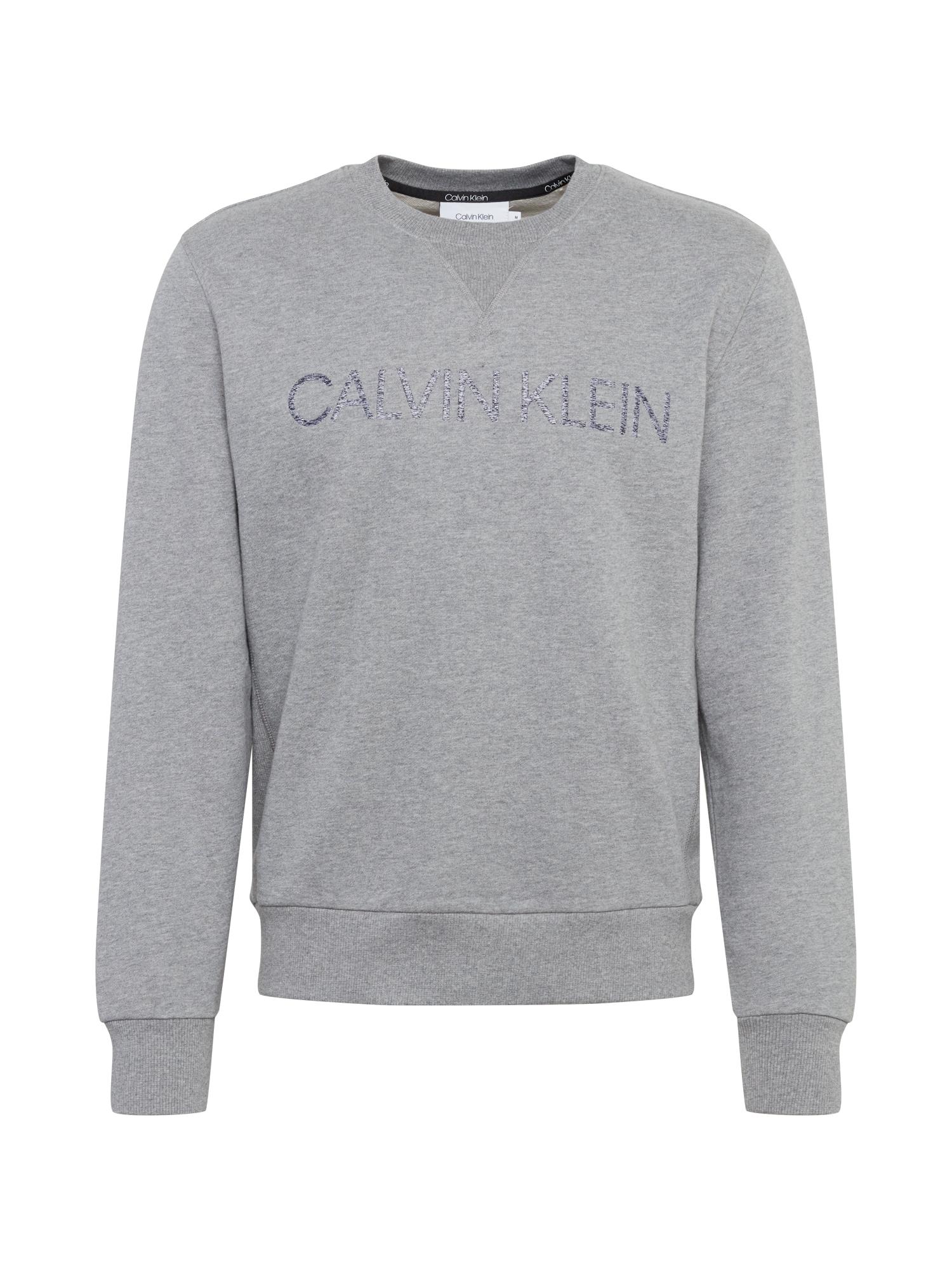 Calvin Klein Megztinis be užsegimo pilka
