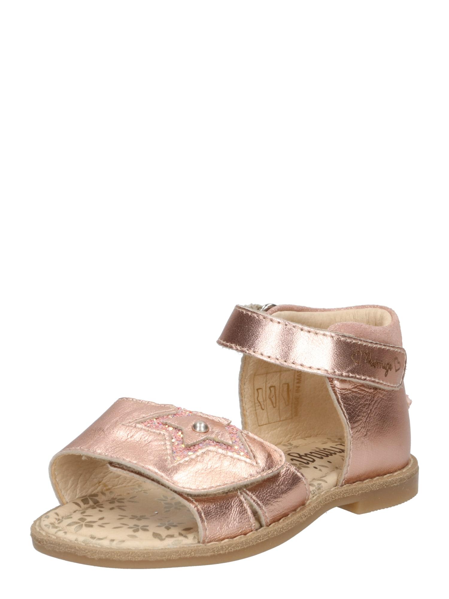 PRIMIGI Sandalai ryškiai rožinė spalva