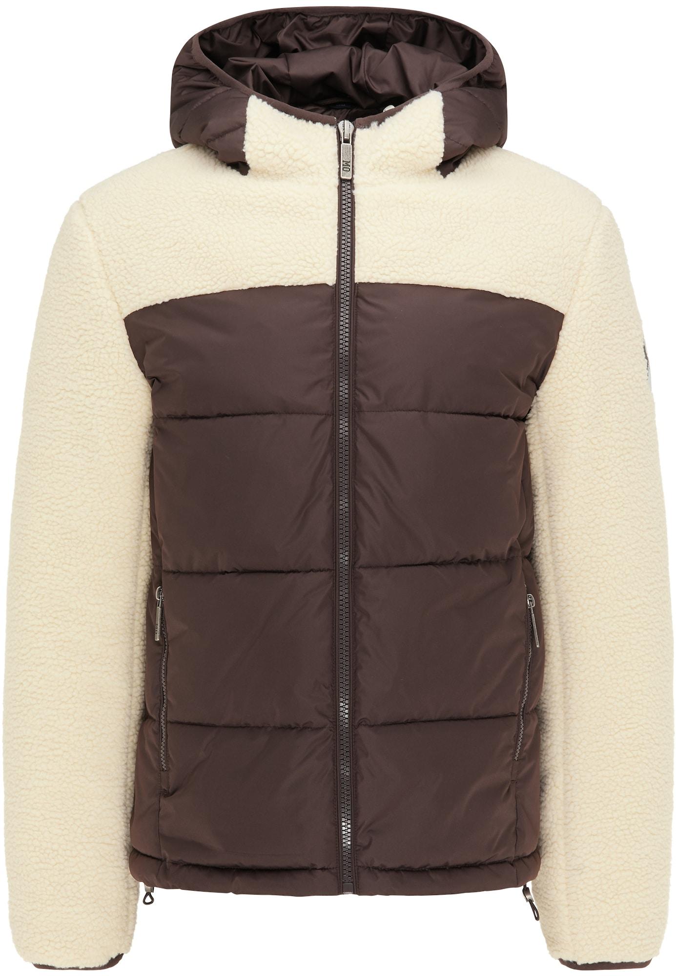 MO Žieminė striukė ruda / smėlio