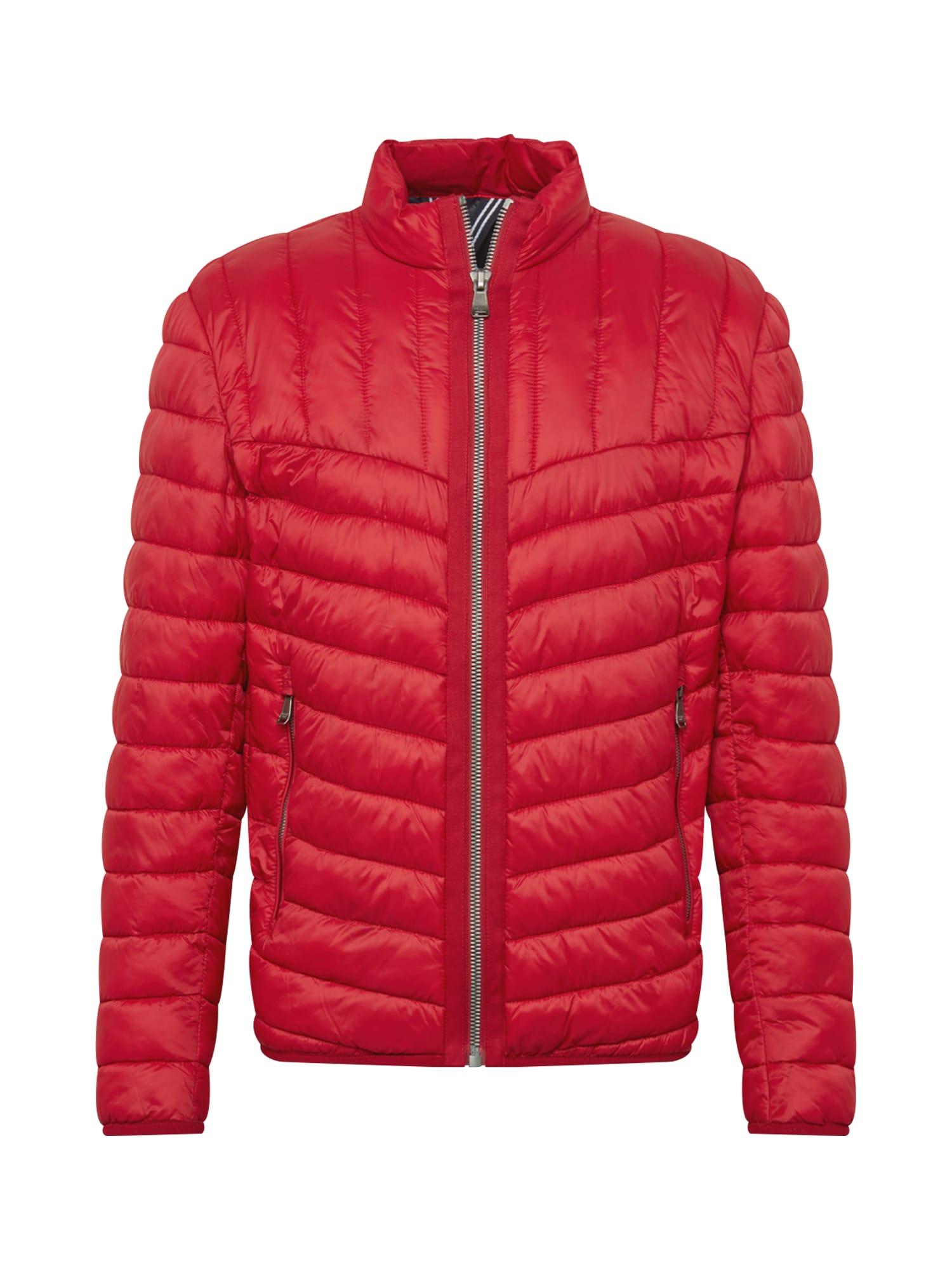 JOOP! Jeans Zimní bunda 'Giaco'  červená