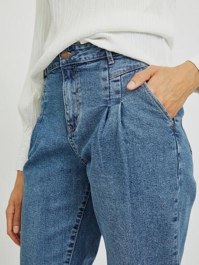 Vila Mommie Helia Mom-Jeans mit hohem Bund