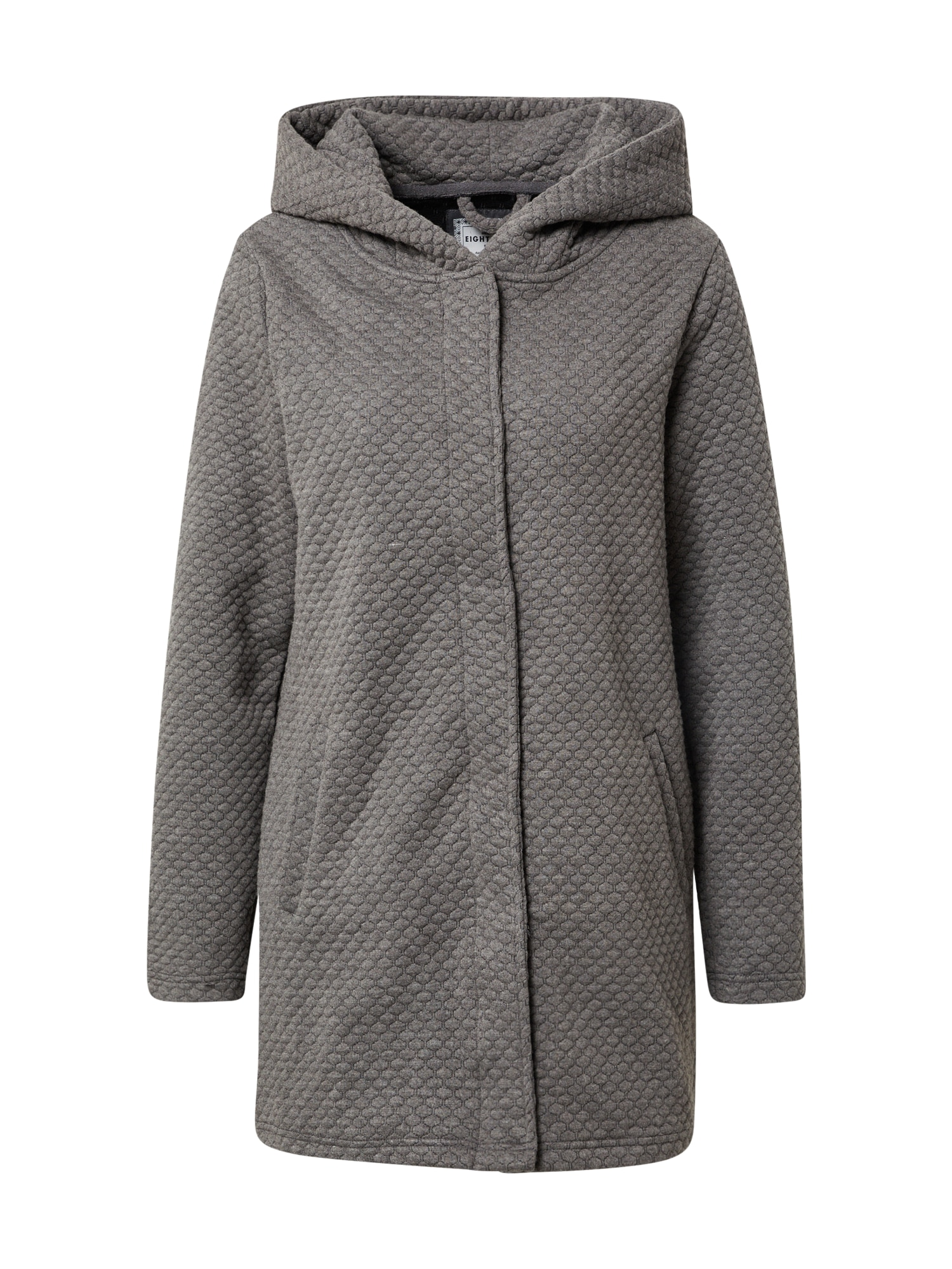 Eight2Nine Demisezoninis paltas pilka