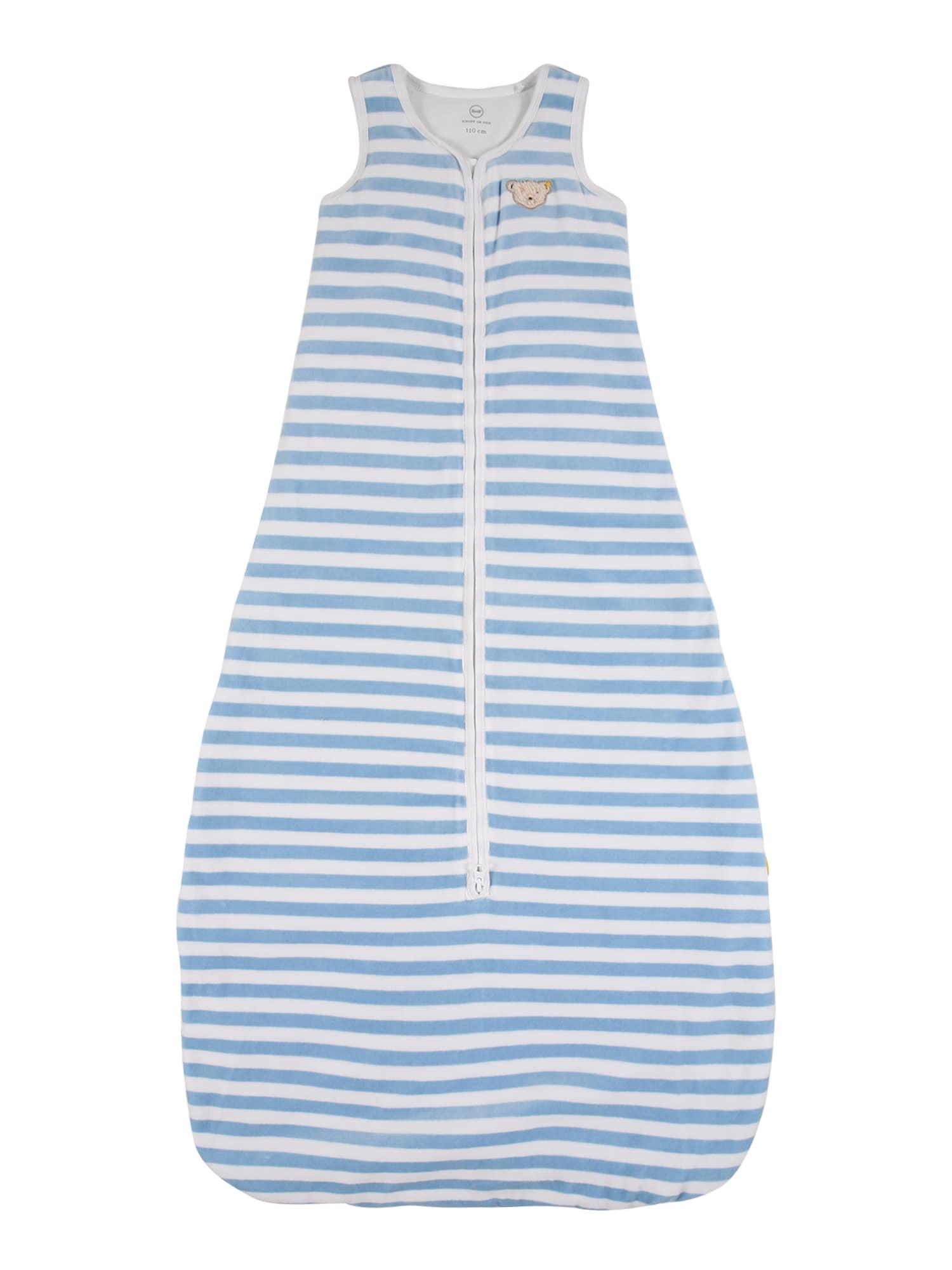 Steiff Collection Miegmaišis šviesiai mėlyna / mėlyna / smėlio
