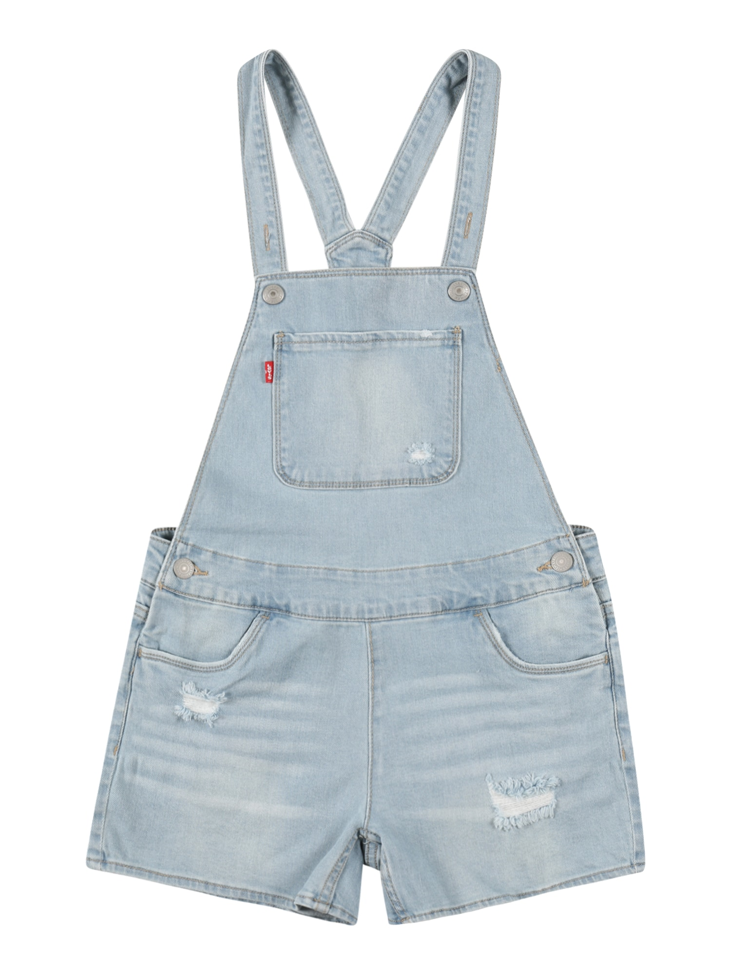 LEVI'S Laclové kalhoty  modrá džínovina
