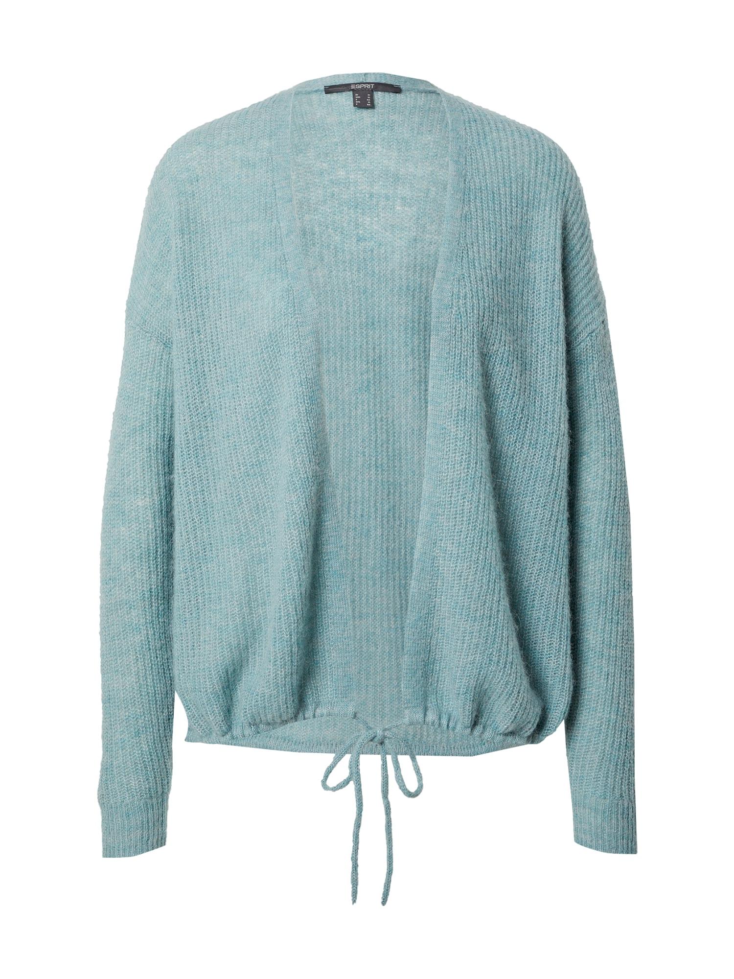 Esprit Collection Kardiganas pastelinė mėlyna